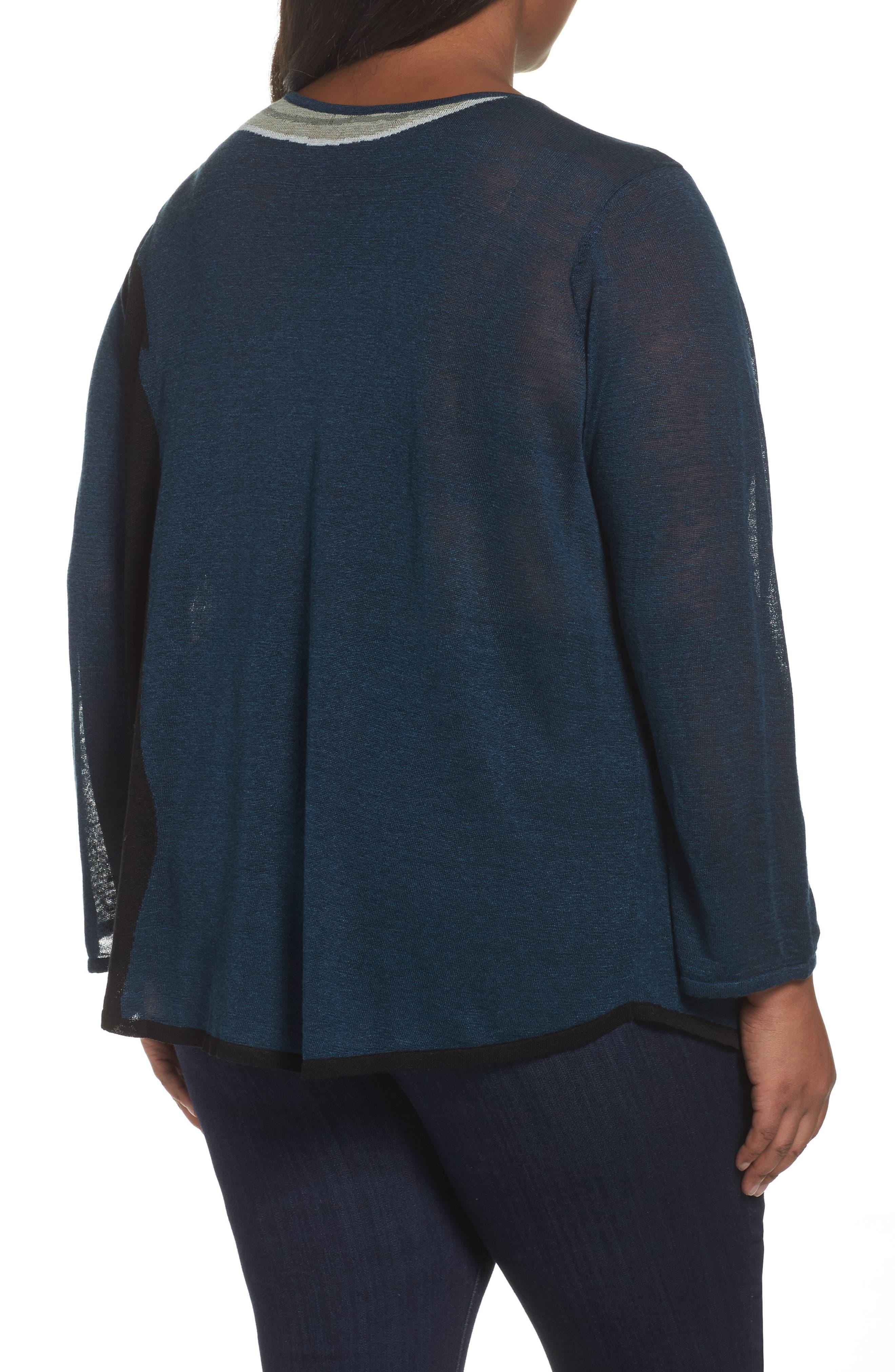 Wild Thyme Sweater,                             Alternate thumbnail 2, color,                             Multi