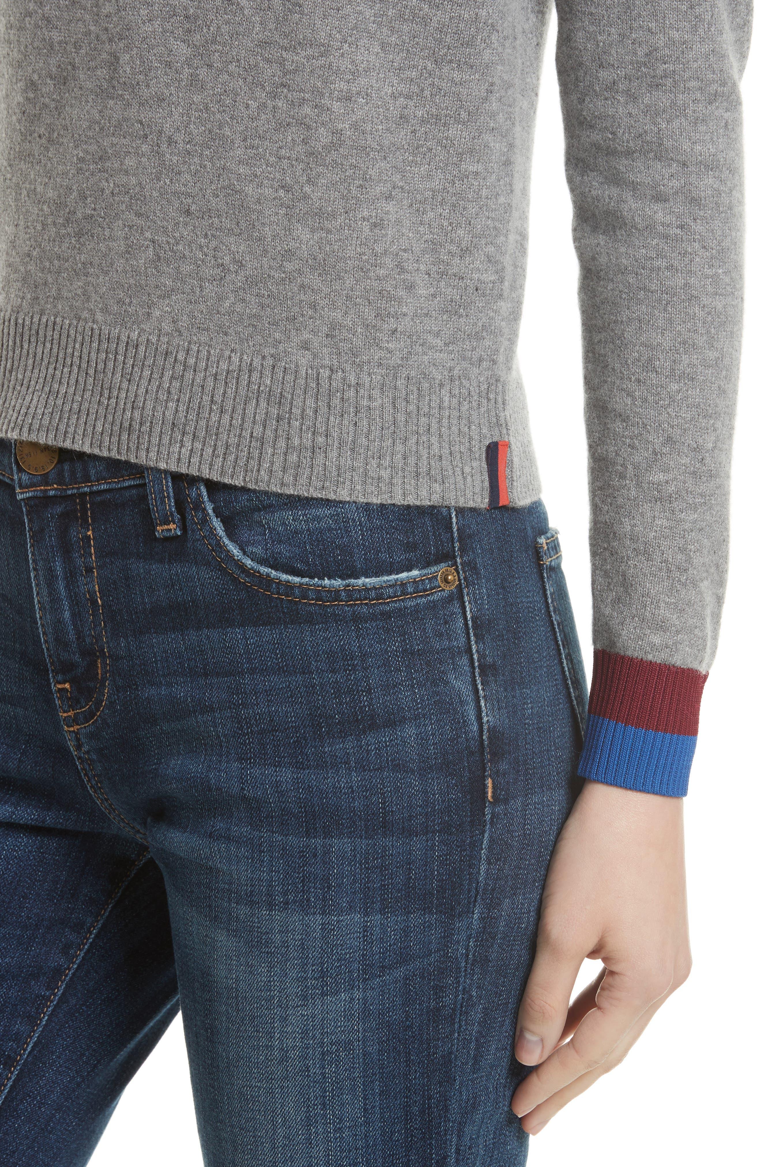 Alternate Image 4  - Kule Cashmere Sweater