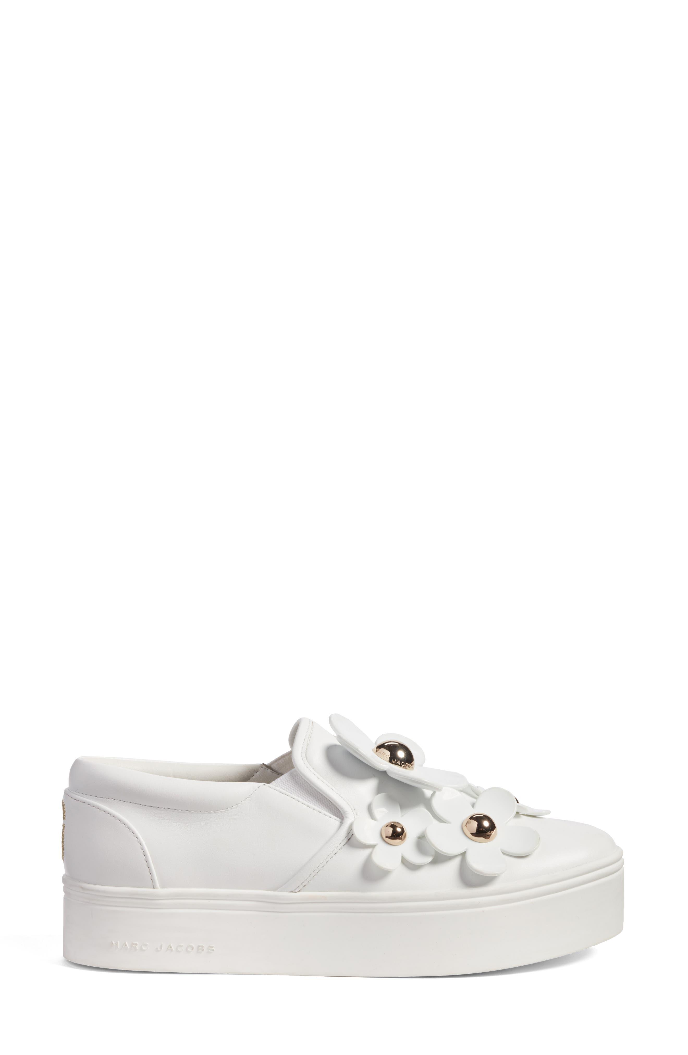 Alternate Image 3  - MARC JACOBS Platform Sneaker (Women)