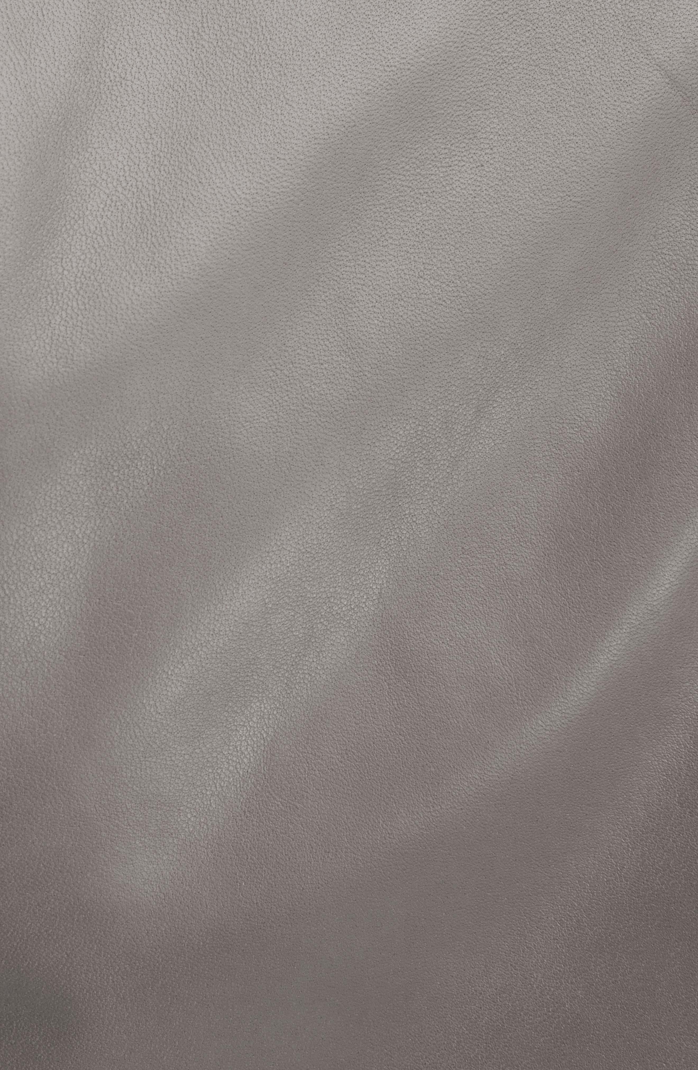 Alternate Image 3  - Rick Owens Classic Stooges Leather Jacket