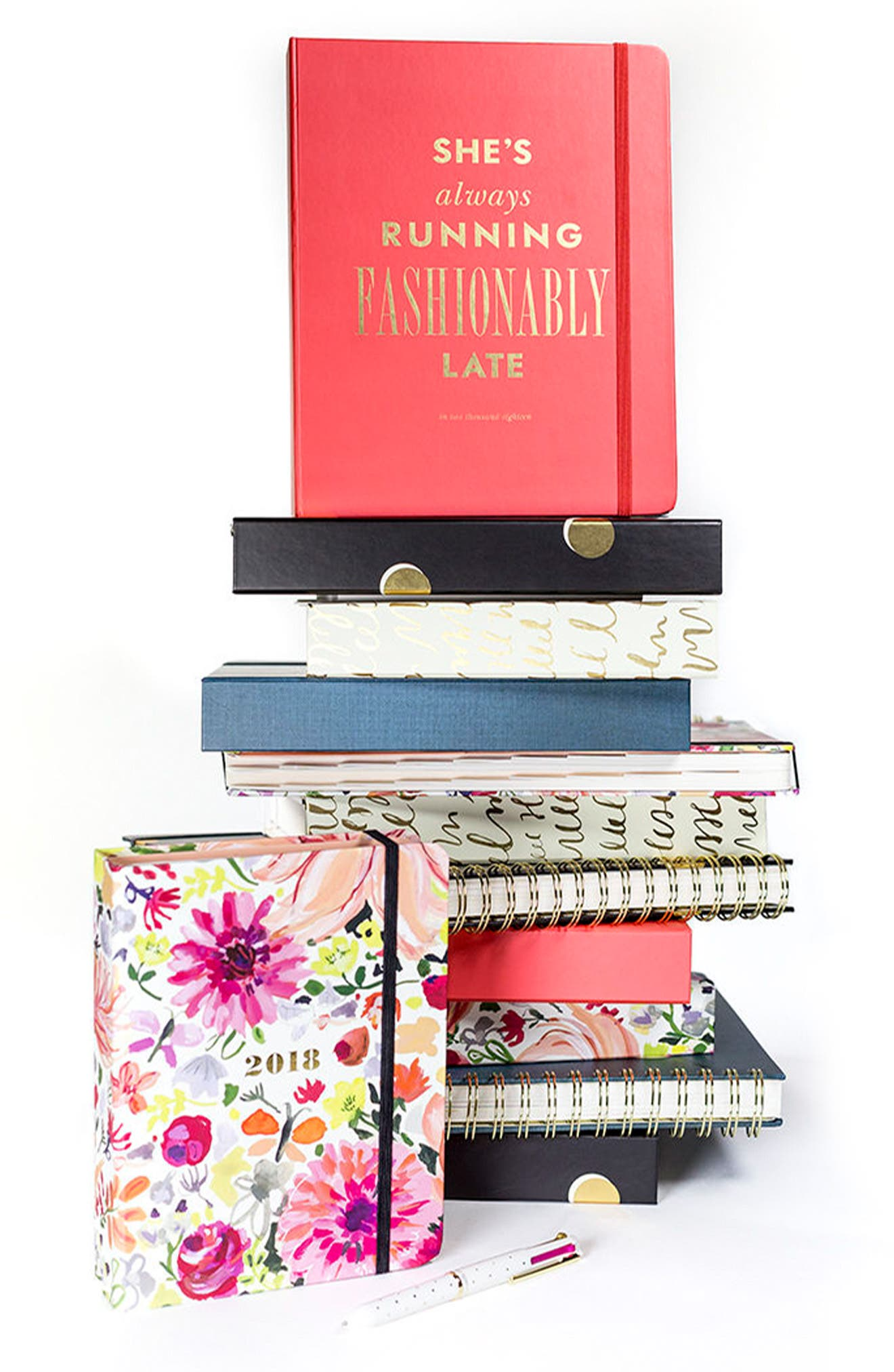 Alternate Image 5  - kate spade new york large 17-month agenda