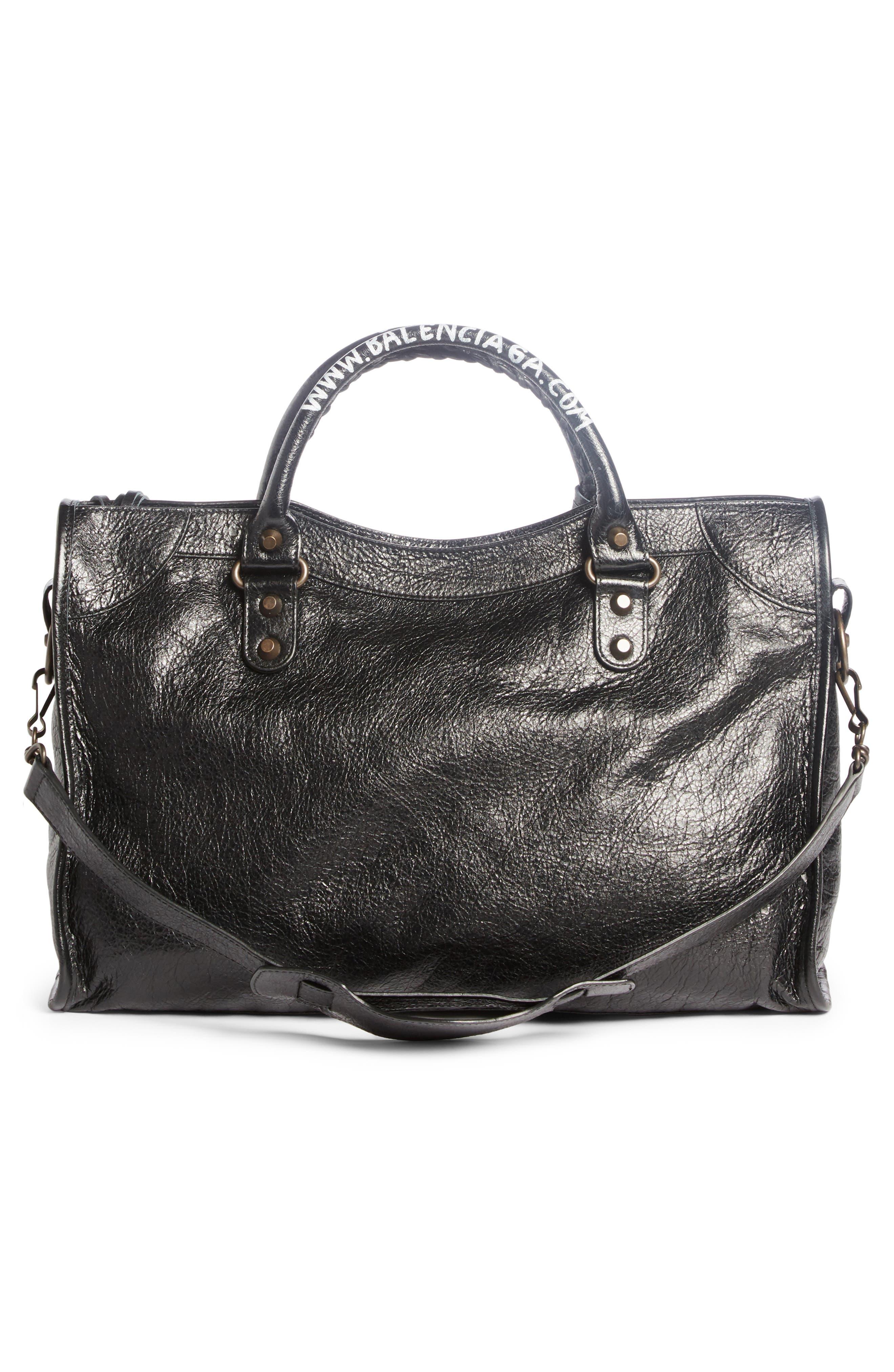 Alternate Image 2  - Balenciaga Classic City Leather Tote