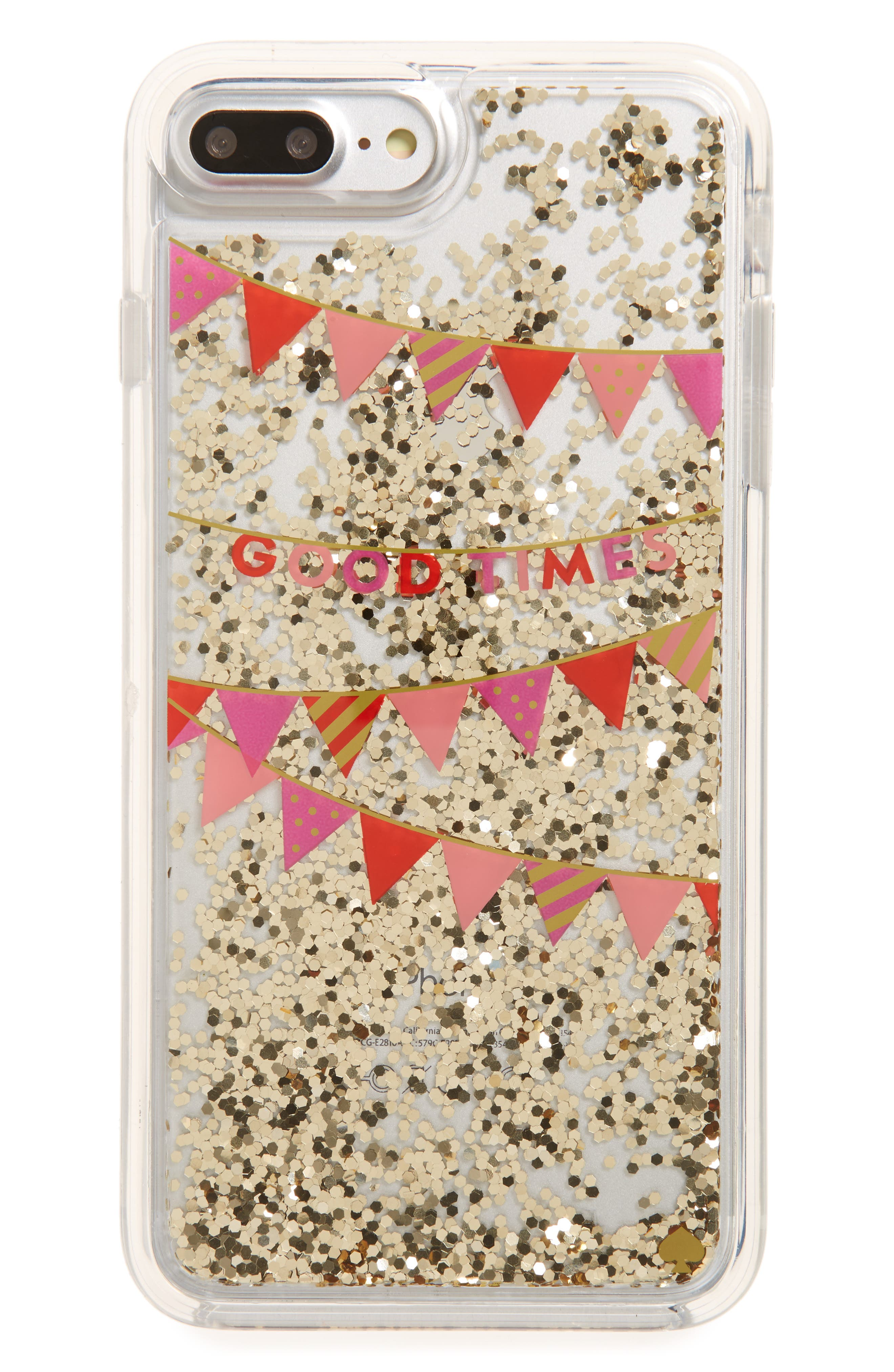 KATE SPADE NEW YORK good times confetti iPhone 7 & 7 Plus case