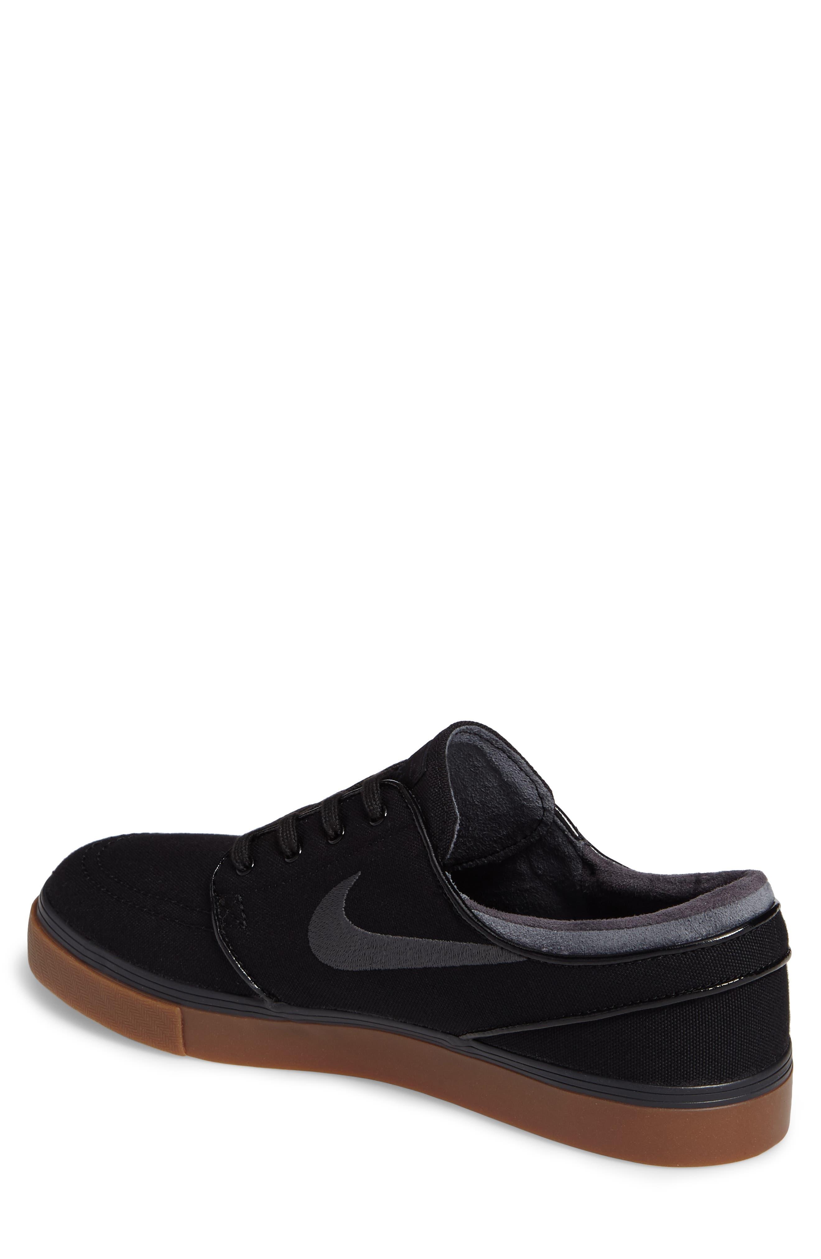 Alternate Image 2  - Nike 'Zoom - Stefan Janoski SB' Canvas Skate Shoe