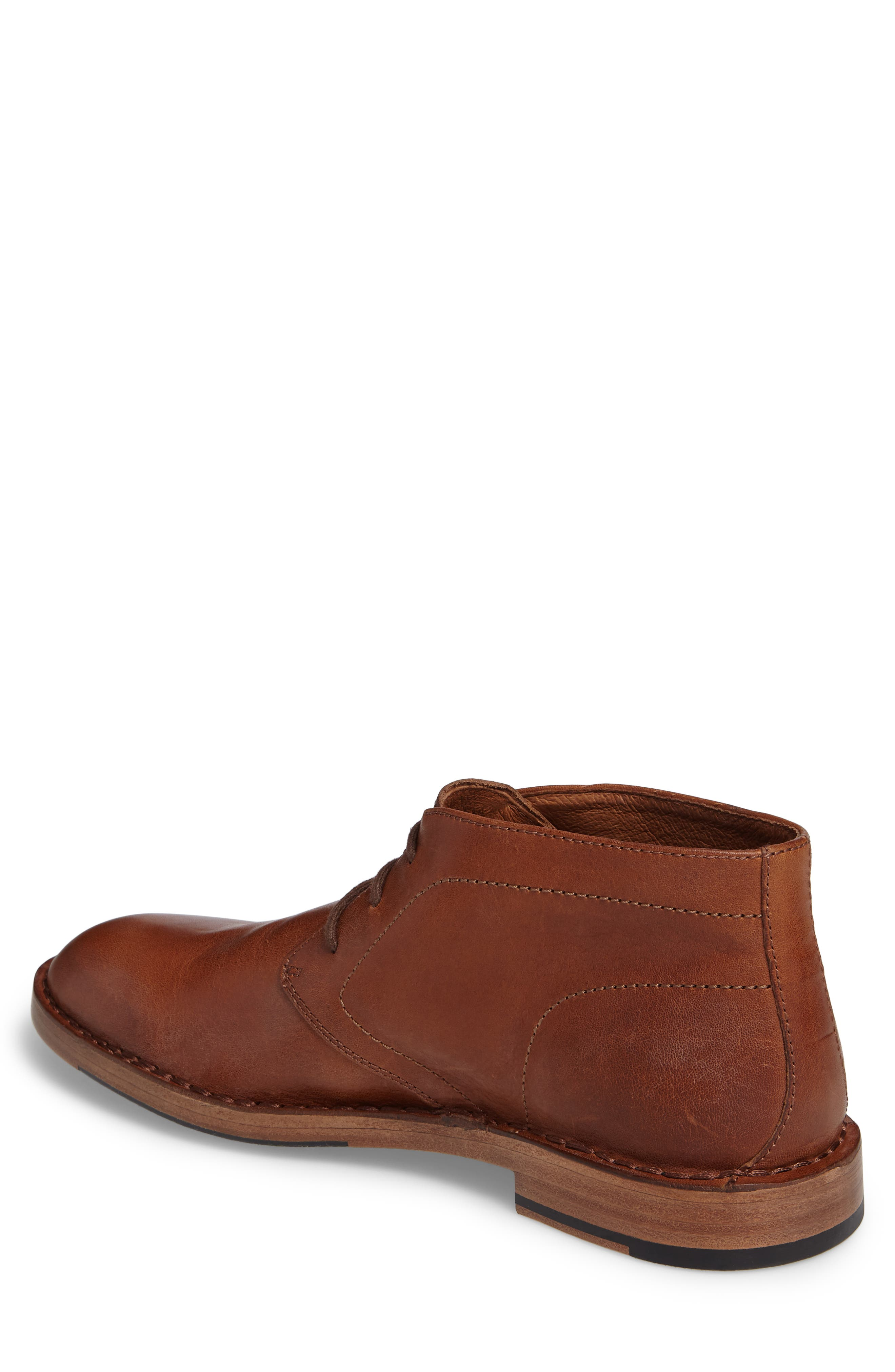 Mark Chukka Boot,                             Alternate thumbnail 2, color,                             Copper Leather
