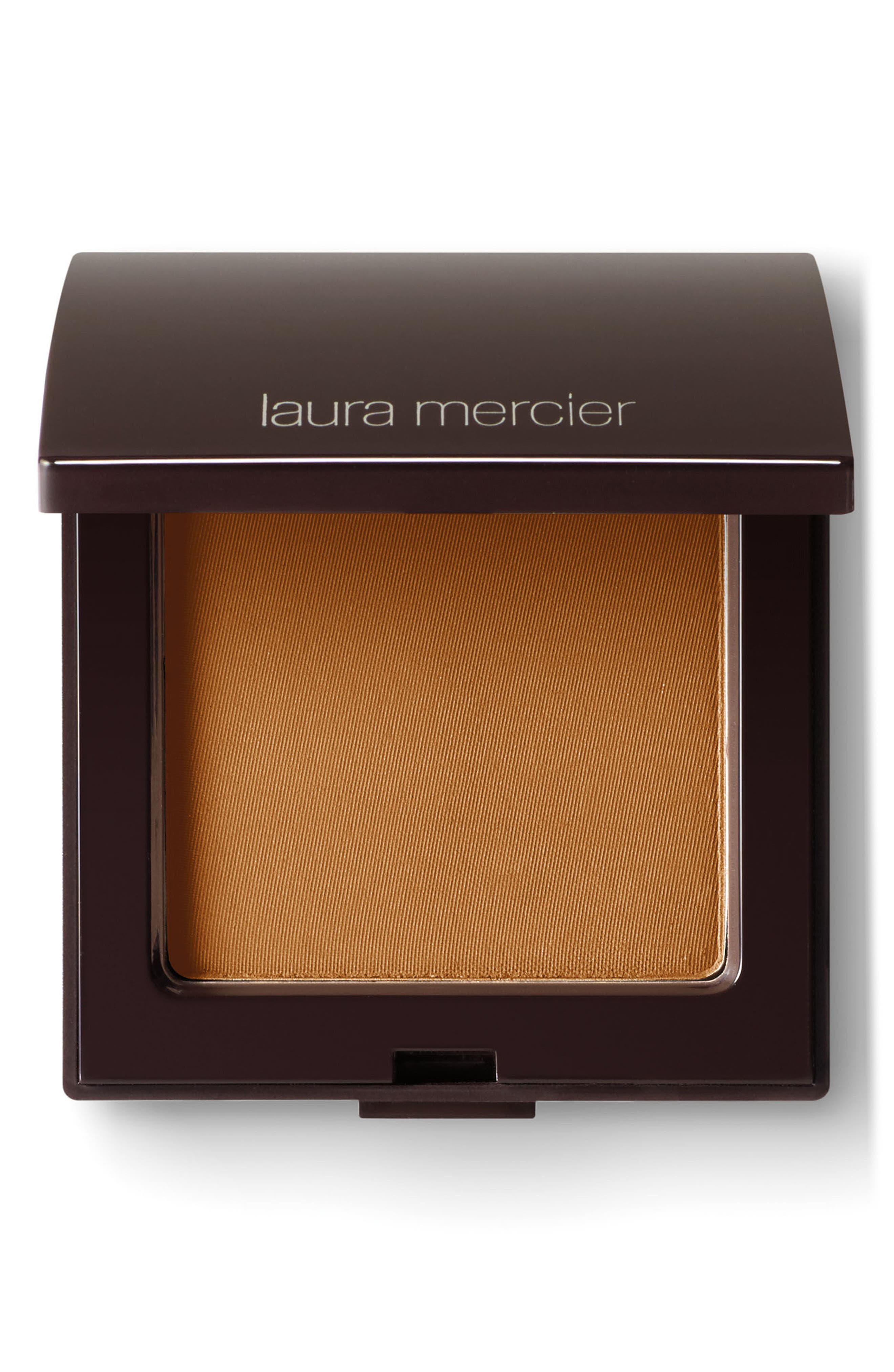 Mineral Pressed Powder,                             Main thumbnail 1, color,                             Warm Chestnut