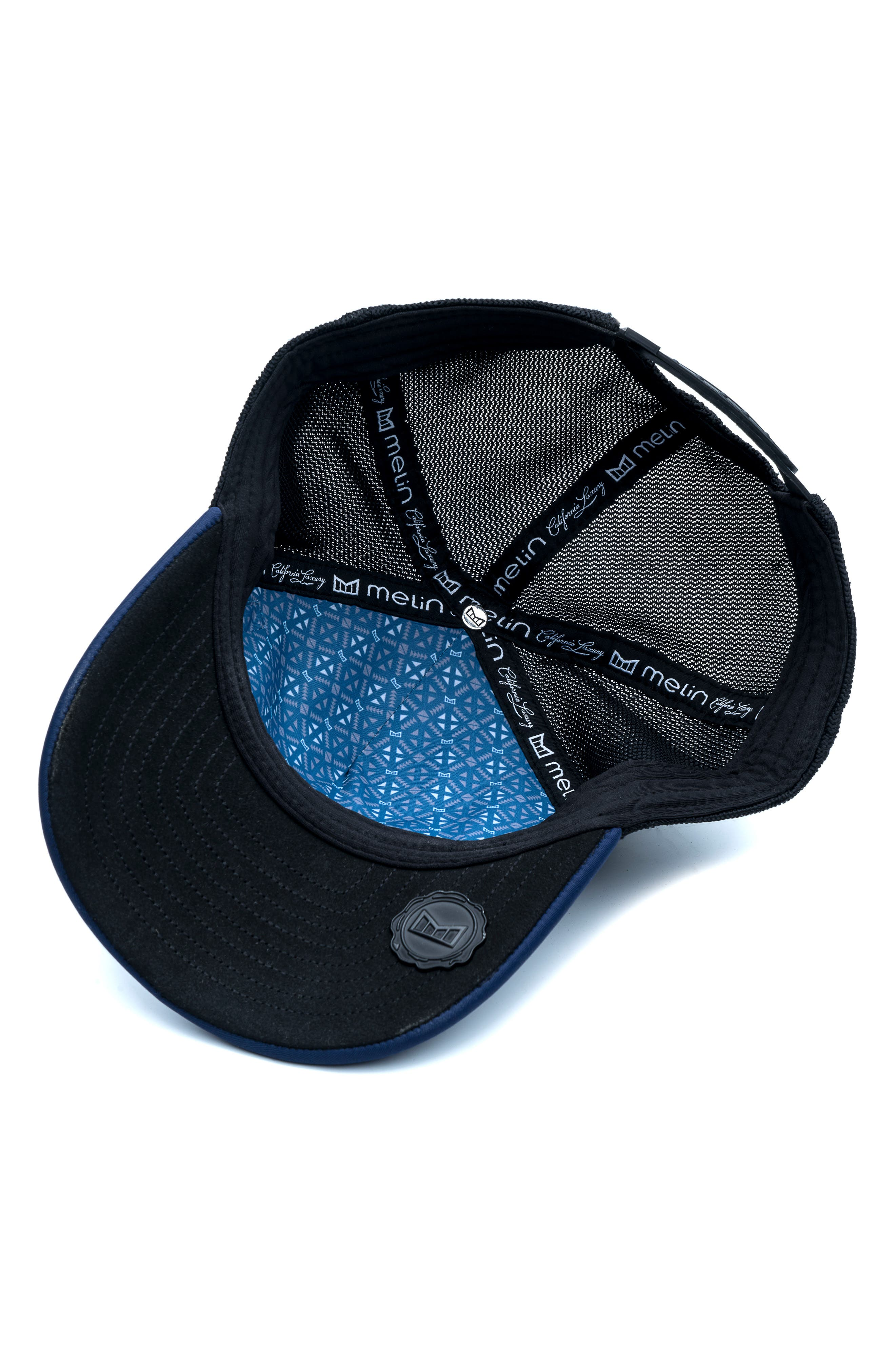 The Marksman Mesh Cap,                             Alternate thumbnail 5, color,                             Navy