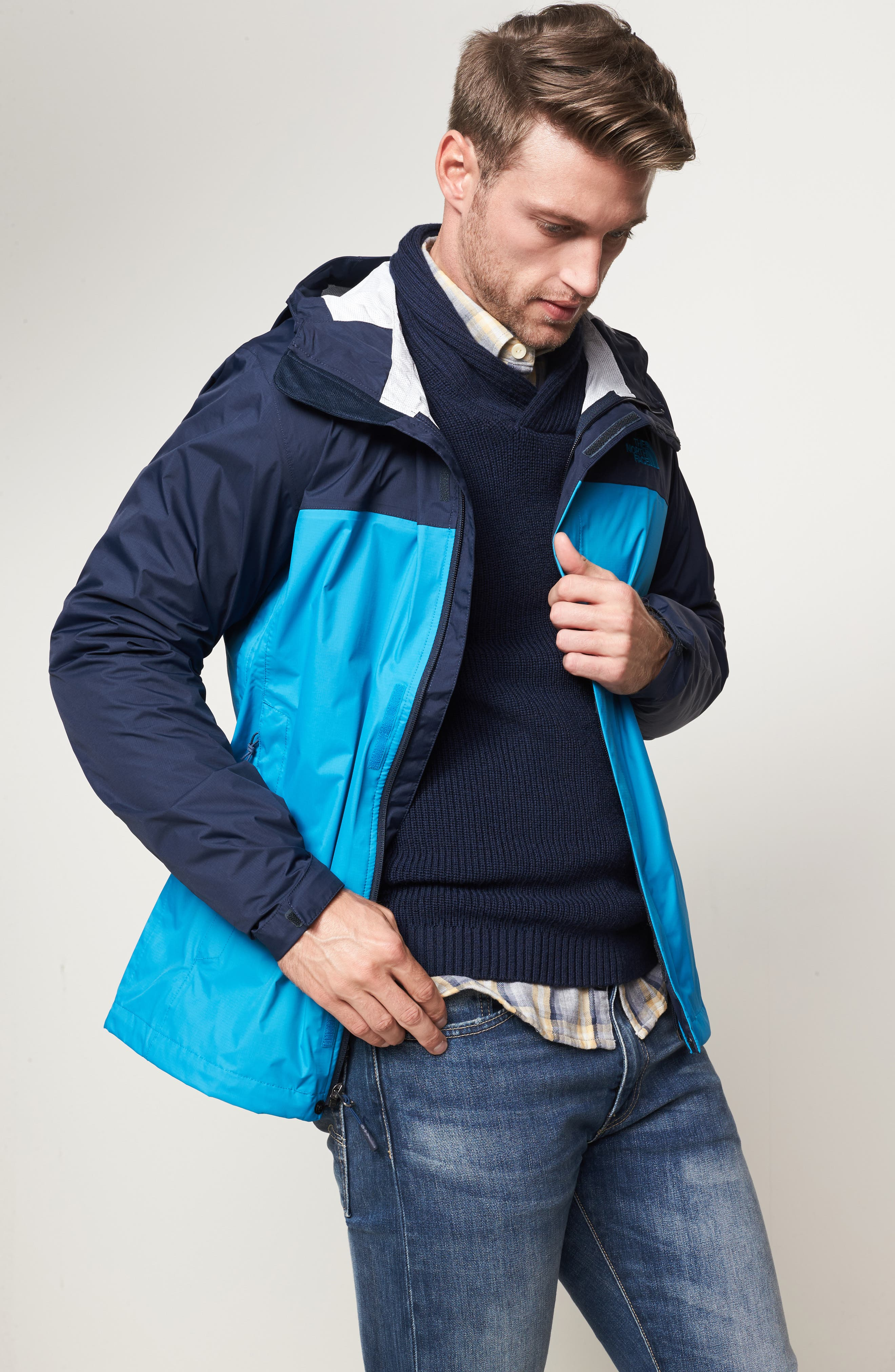 Alternate Image 7  - The North Face Venture II Raincoat