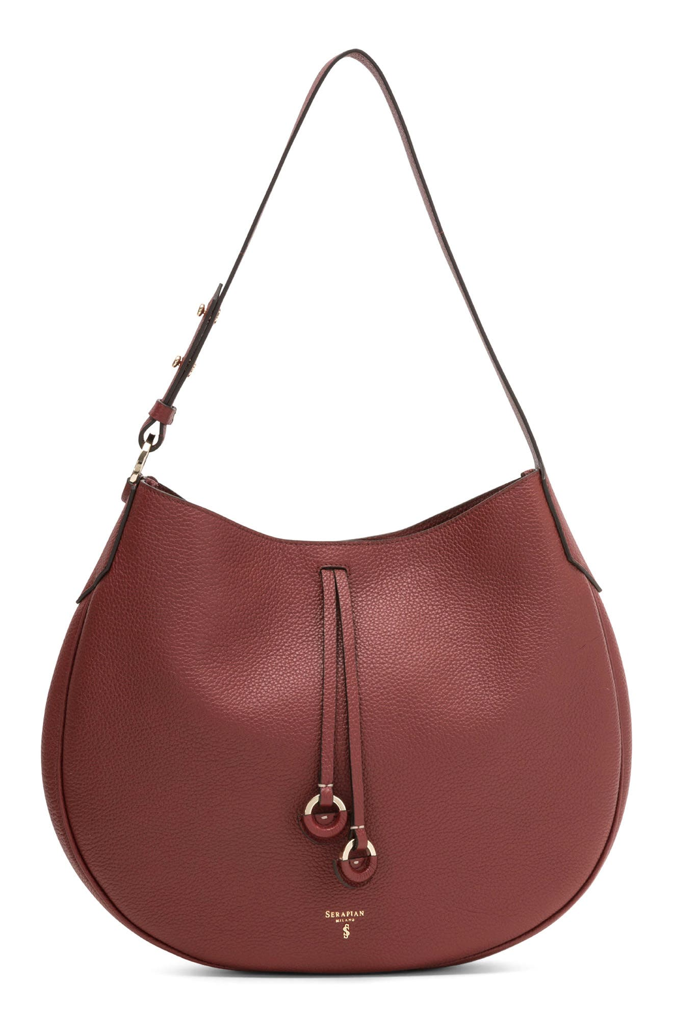 SERAPIAN MILANO Maura Cachemire Shoulder Bag