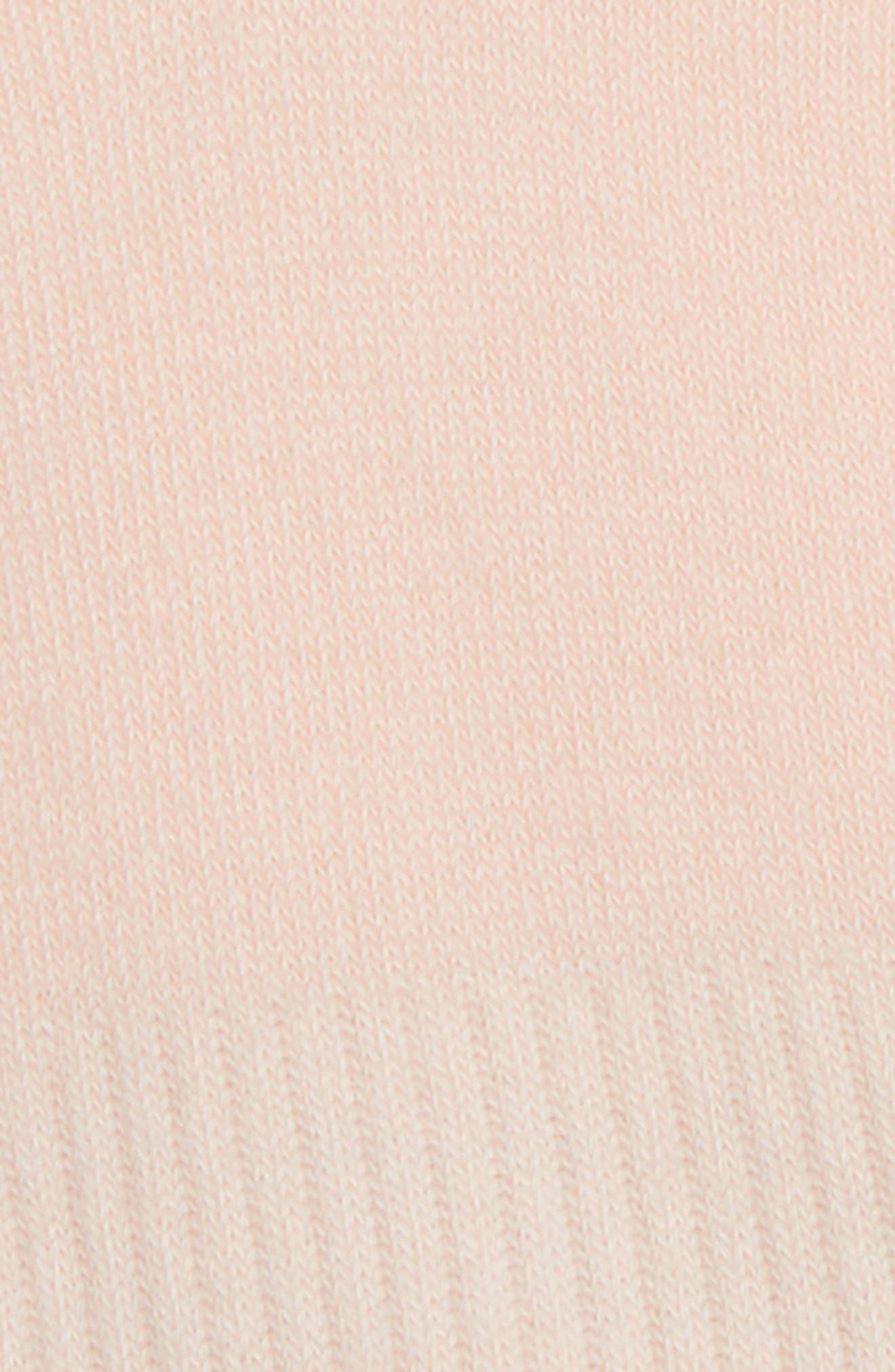 Alternate Image 2  - adidas 3-Pack 3-Stripe Ankle Socks