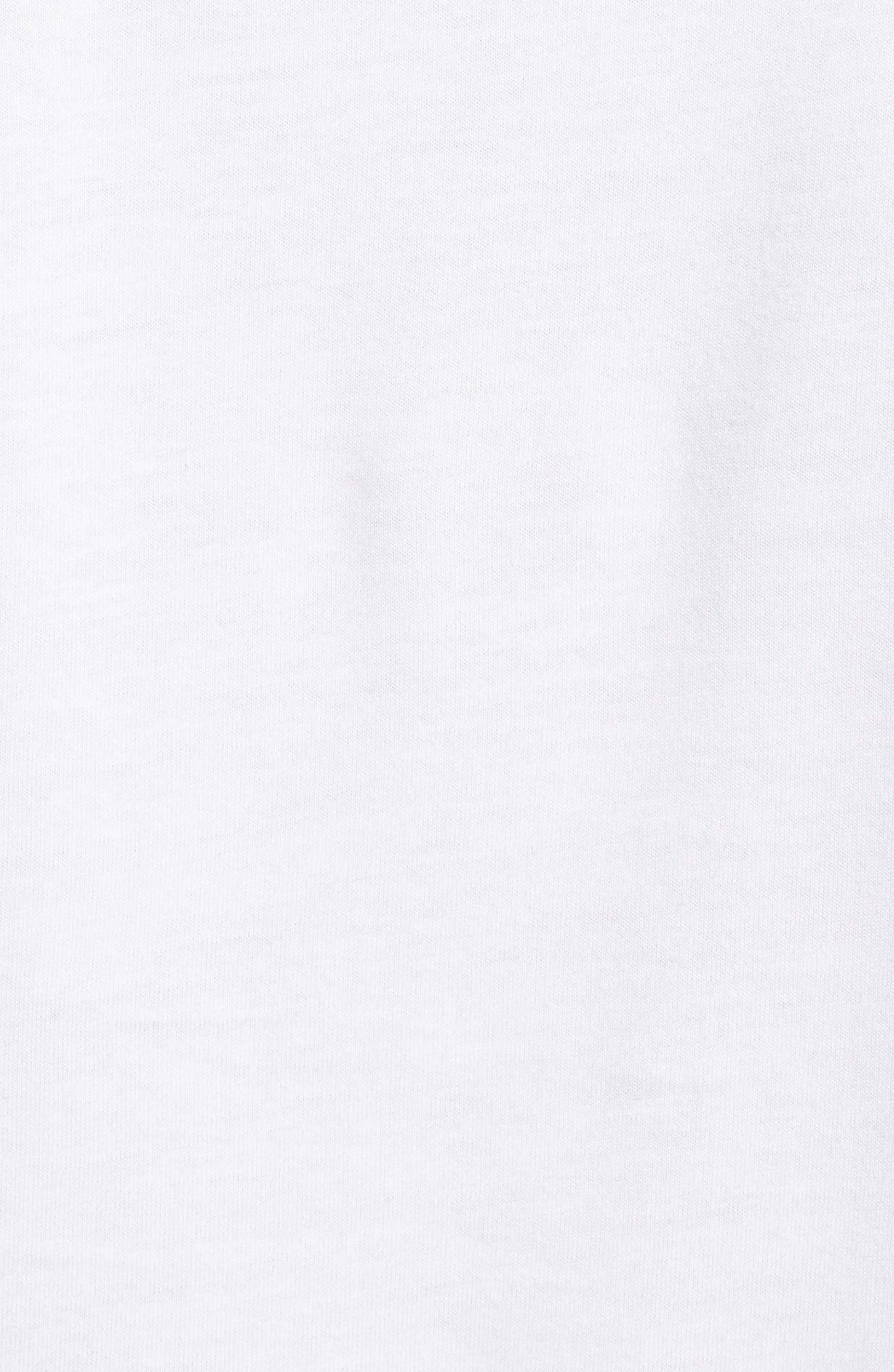 Alternate Image 5  - Nike Logo Graphic T-Shirt