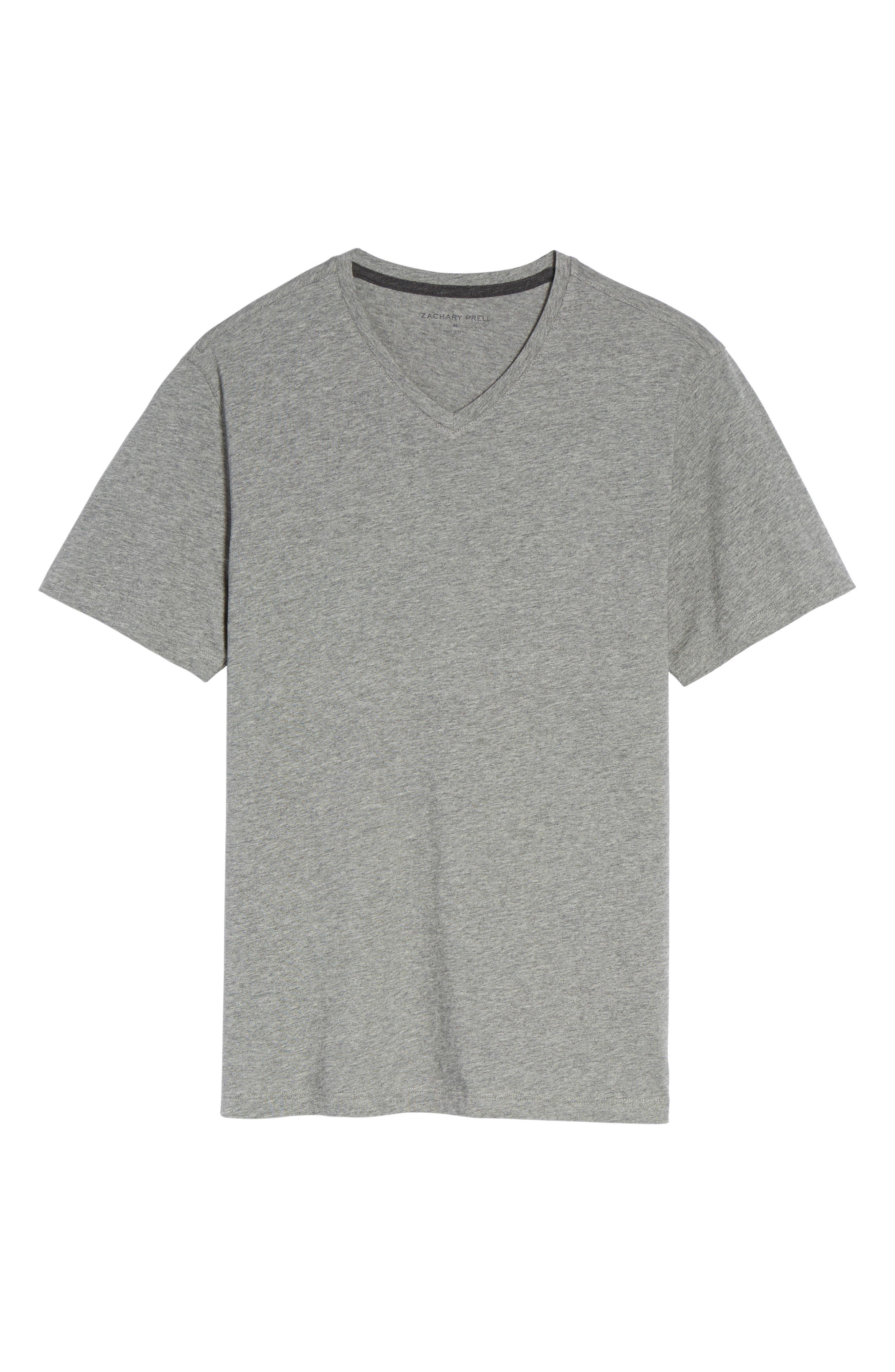 Alternate Image 6  - Zachary Prell Mercer V-Neck T-Shirt