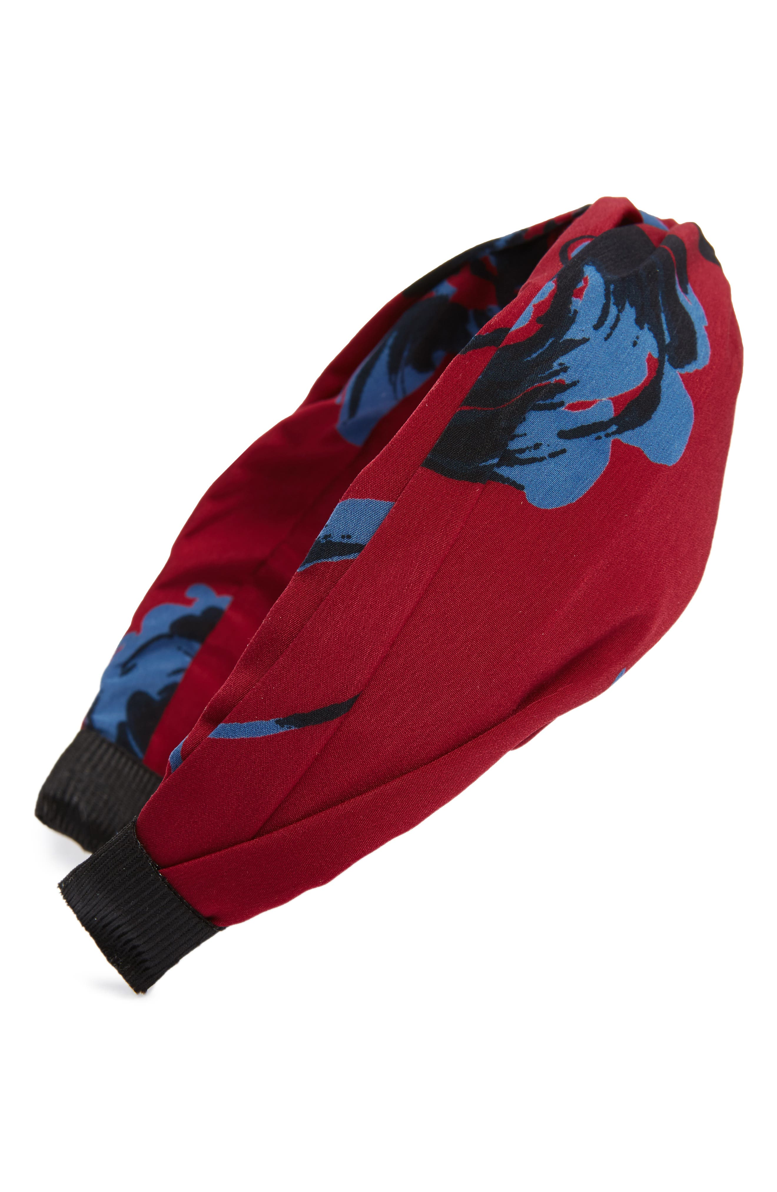 Cara Flower Twist Headband