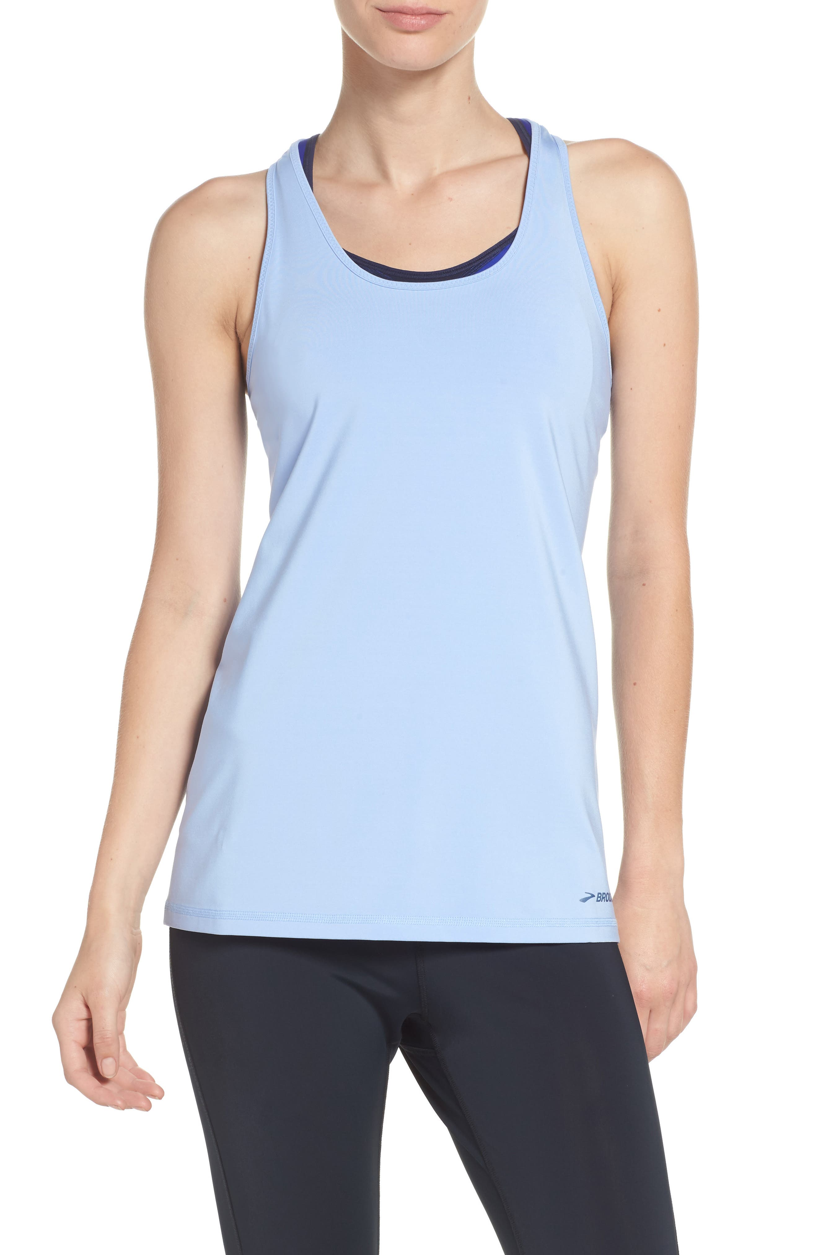 Alternate Image 1 Selected - Brooks 'Go-To' Racerback Tank