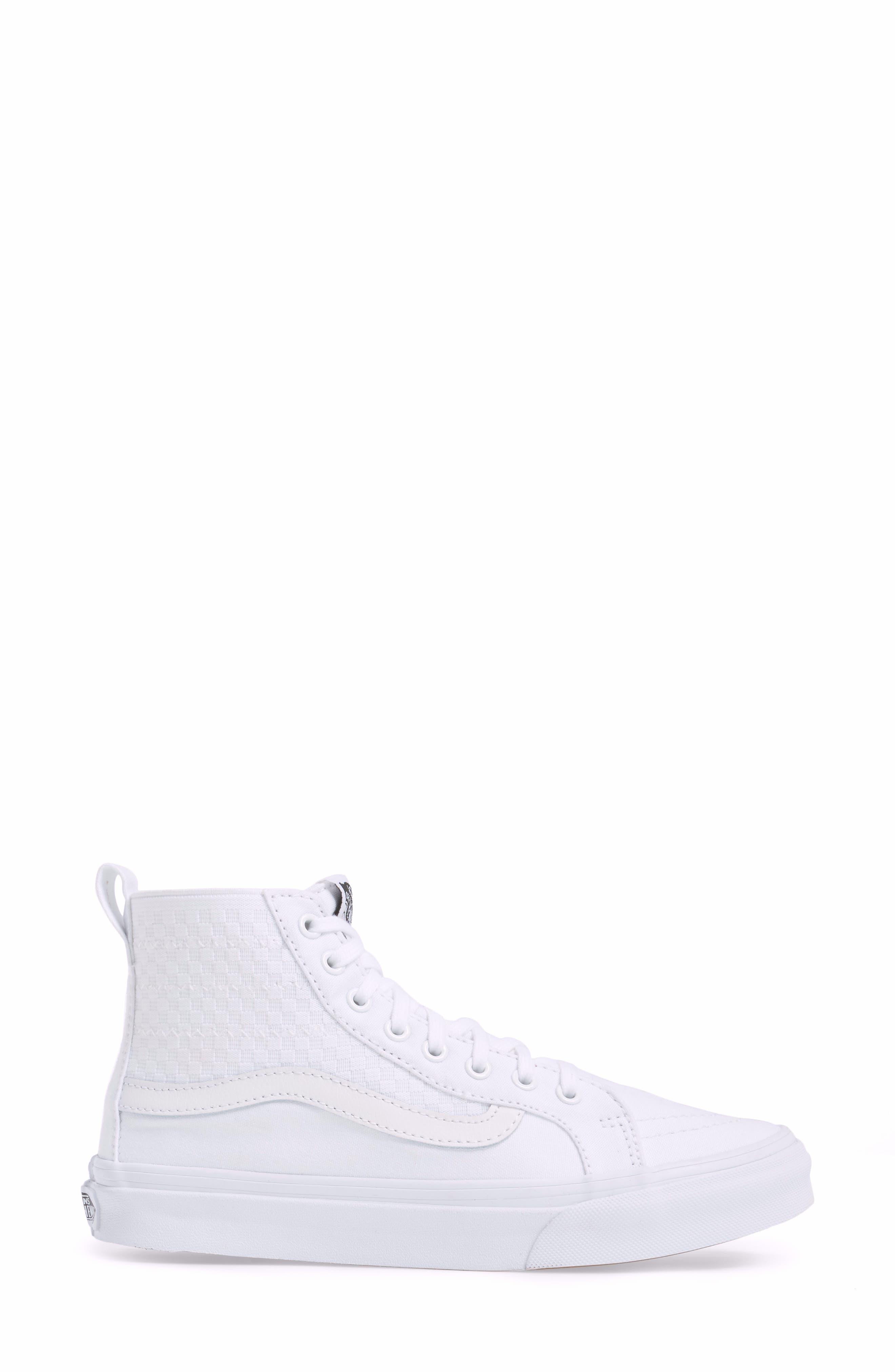 Alternate Image 3  - Vans SK8-HI Slim Gore Sneaker (Women)