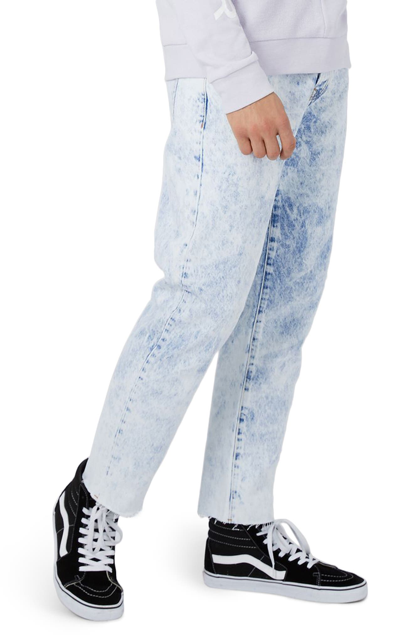 Topman Nimbus Original Fit Jeans
