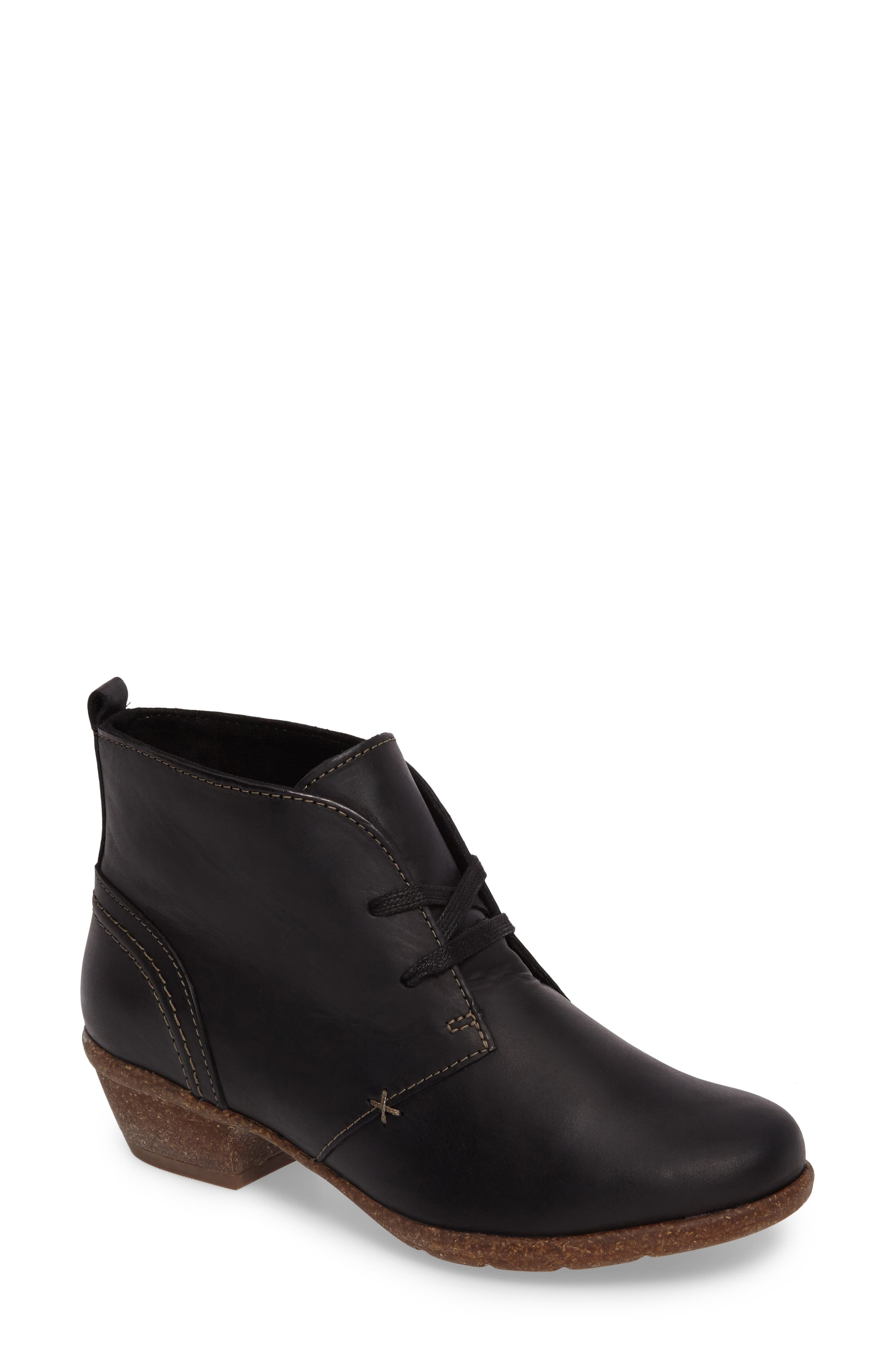 Alternate Image 1 Selected - Clarks® Wilrose Sage Bootie (Women)