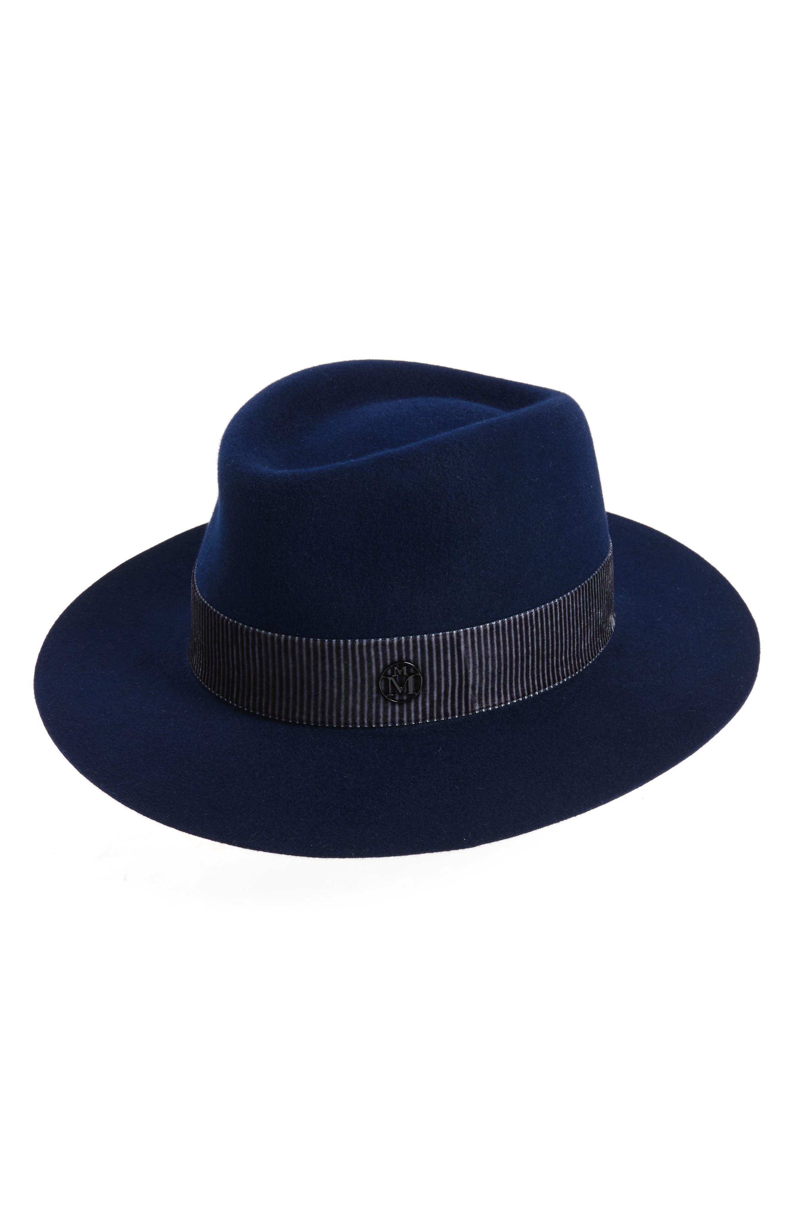 Alternate Image 1 Selected - Maison Michel Andre Fur Felt Hat