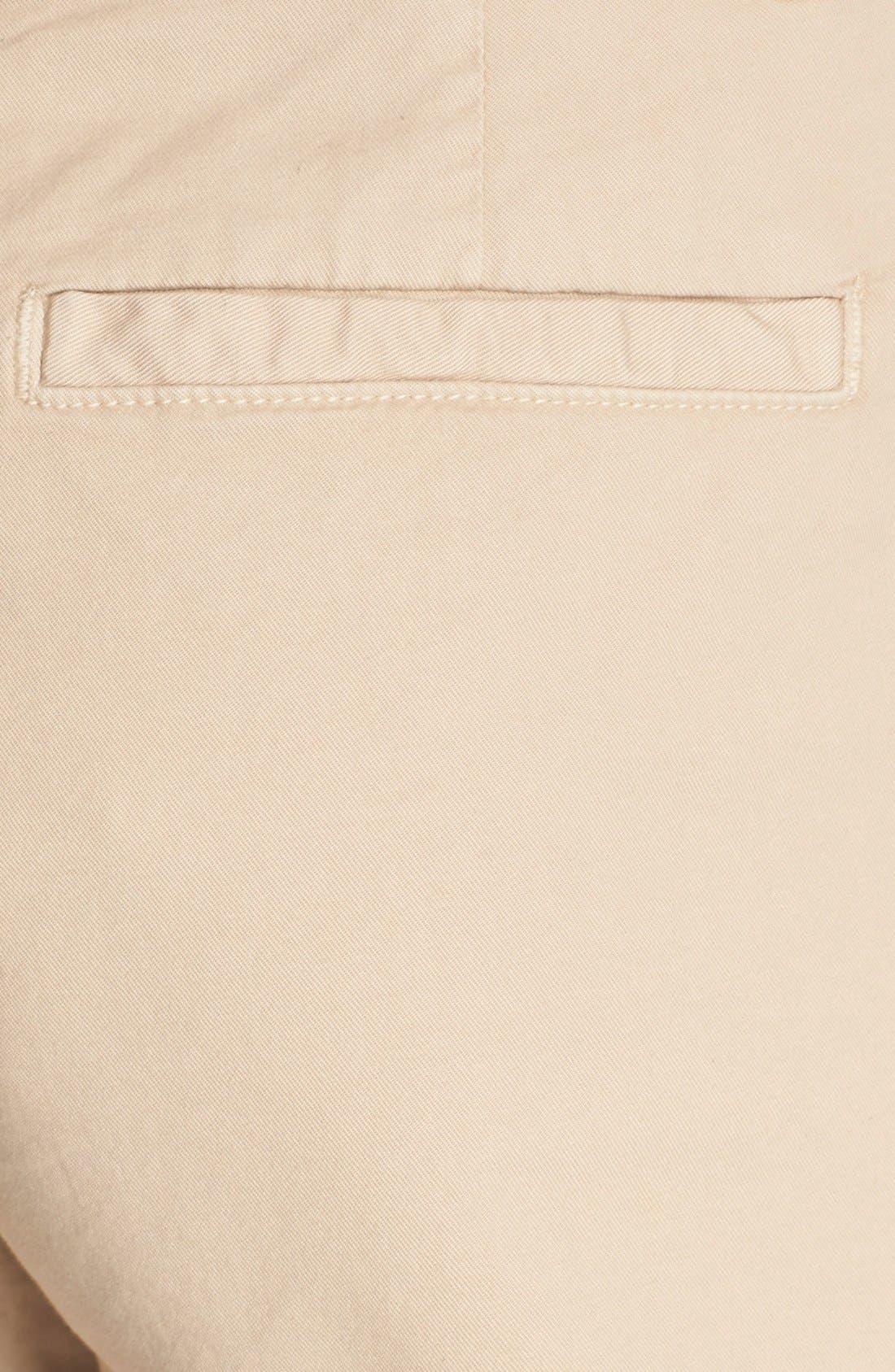 Alternate Image 3  - Joie 'Jardin' Belted Chino Shorts