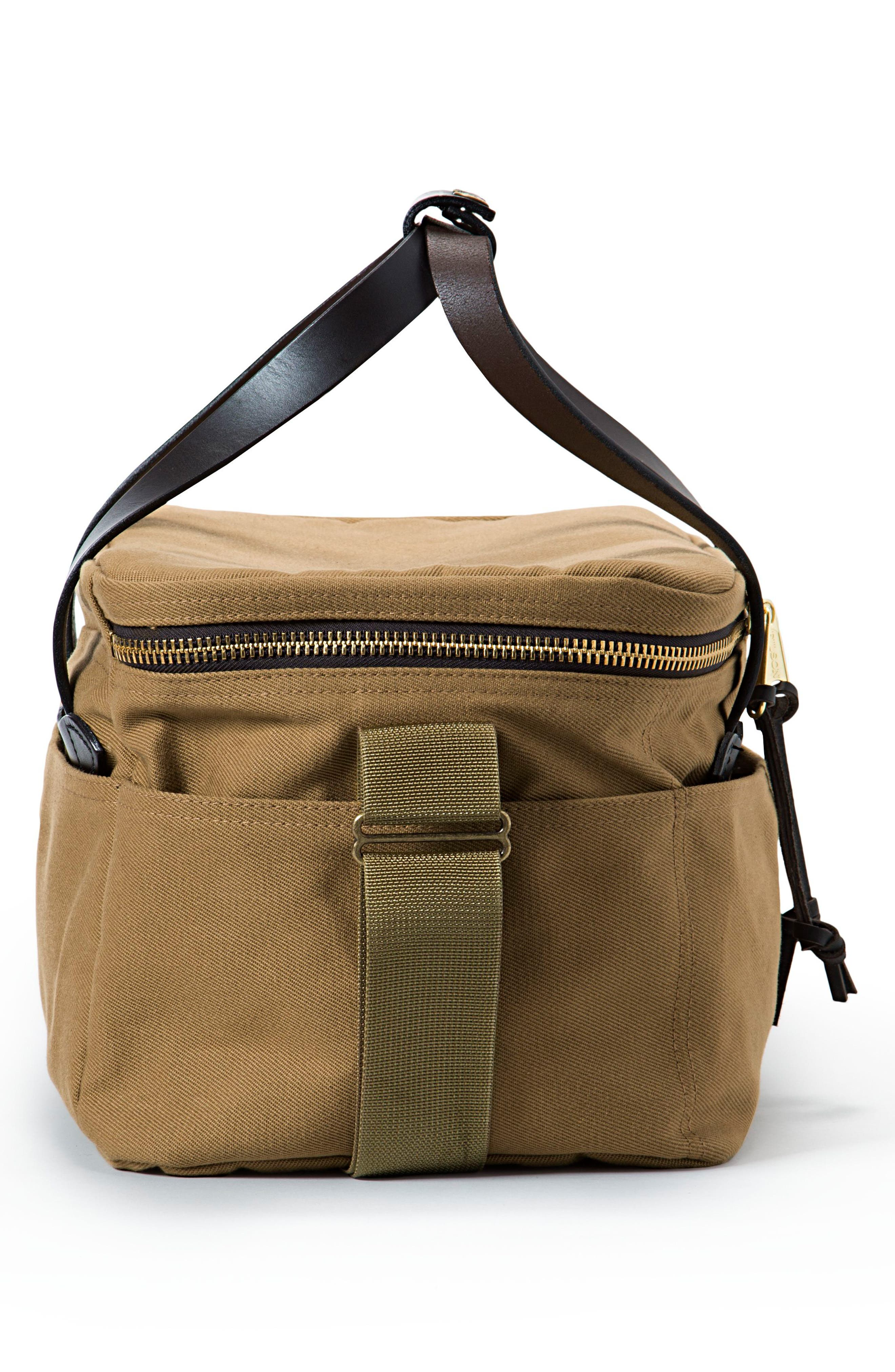 Large Soft Sided Cooler,                             Alternate thumbnail 3, color,                             Tan