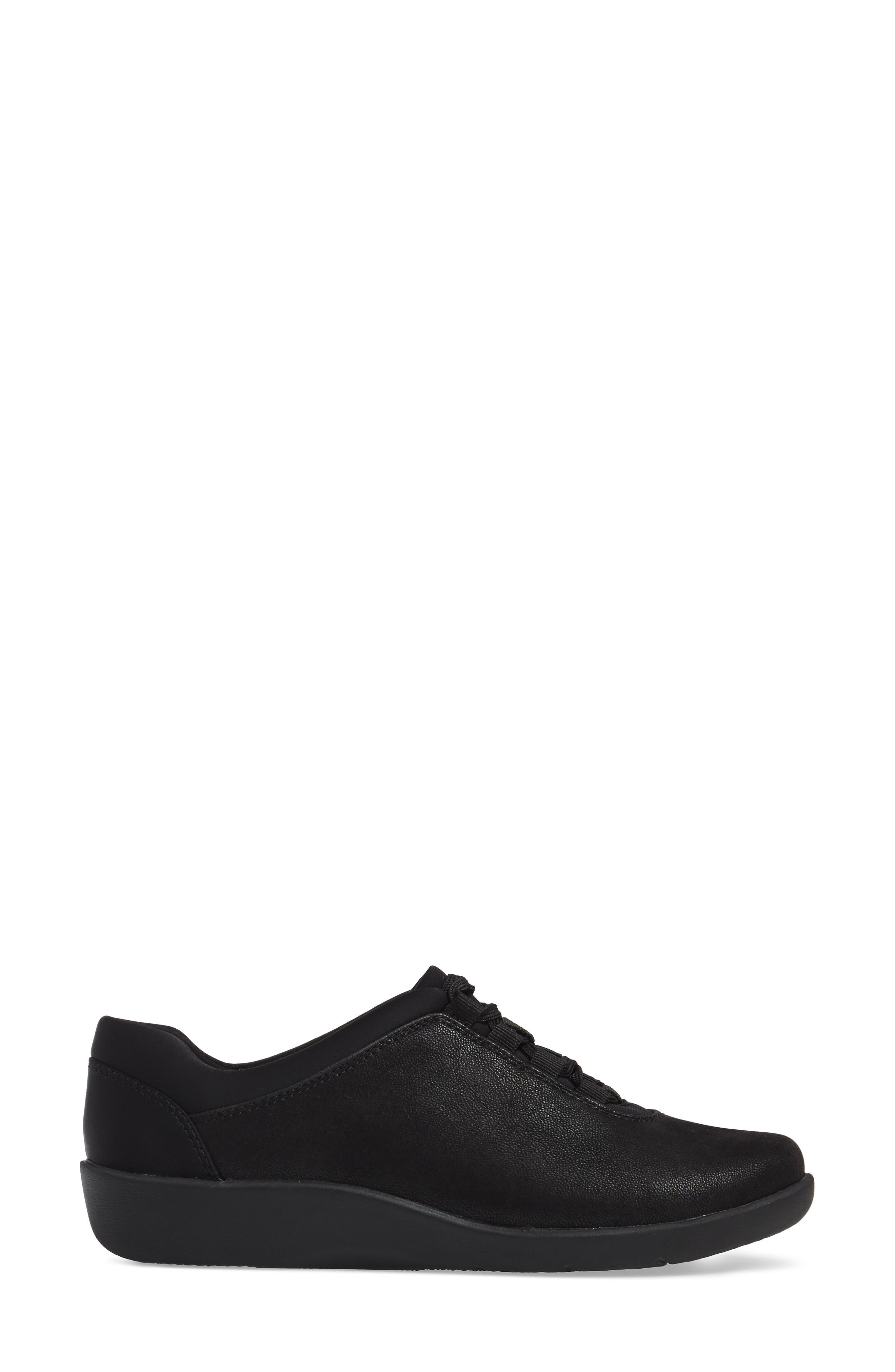 Alternate Image 3  - Clarks® Sillian Pine Sneaker (Women)