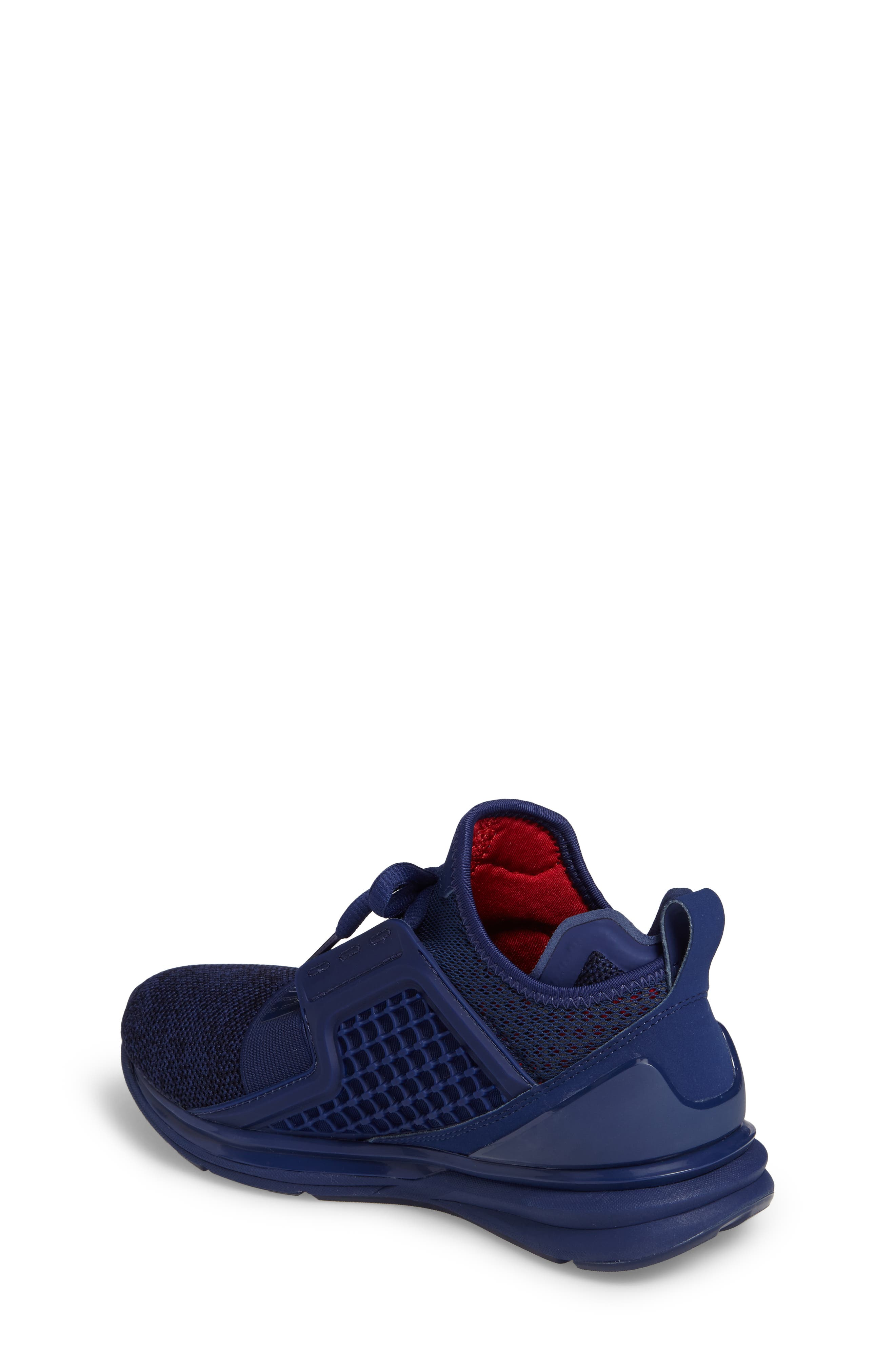 Alternate Image 2  - PUMA Ignite Limitless Sneaker (Big Kid)