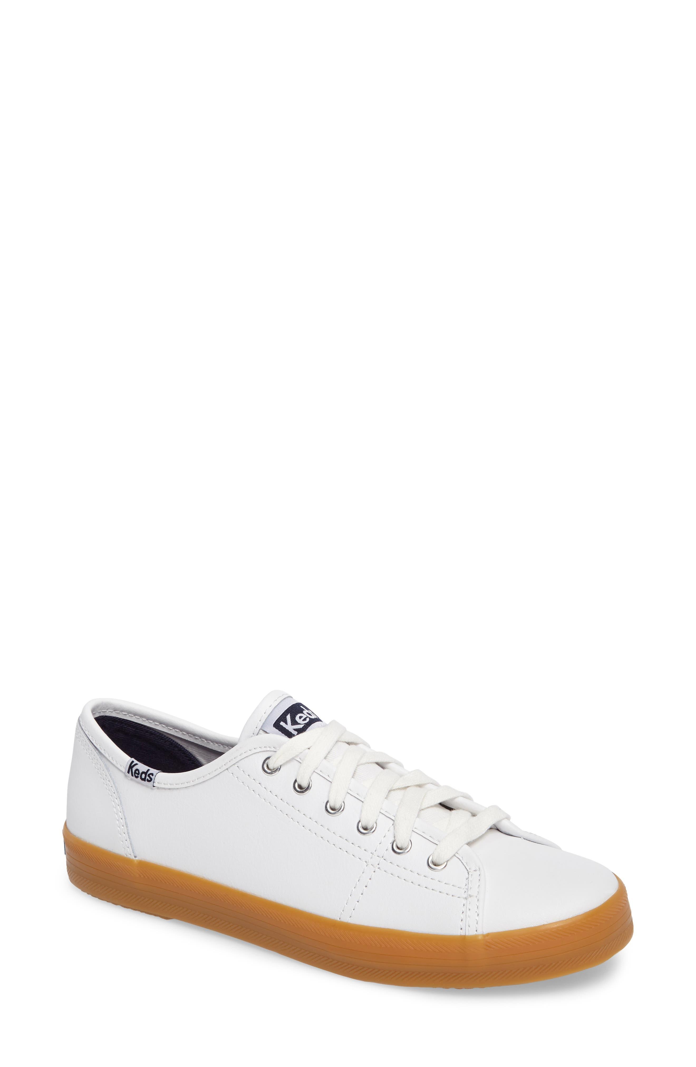 Alternate Image 1 Selected - Keds® Kickstart Sneaker (Women)