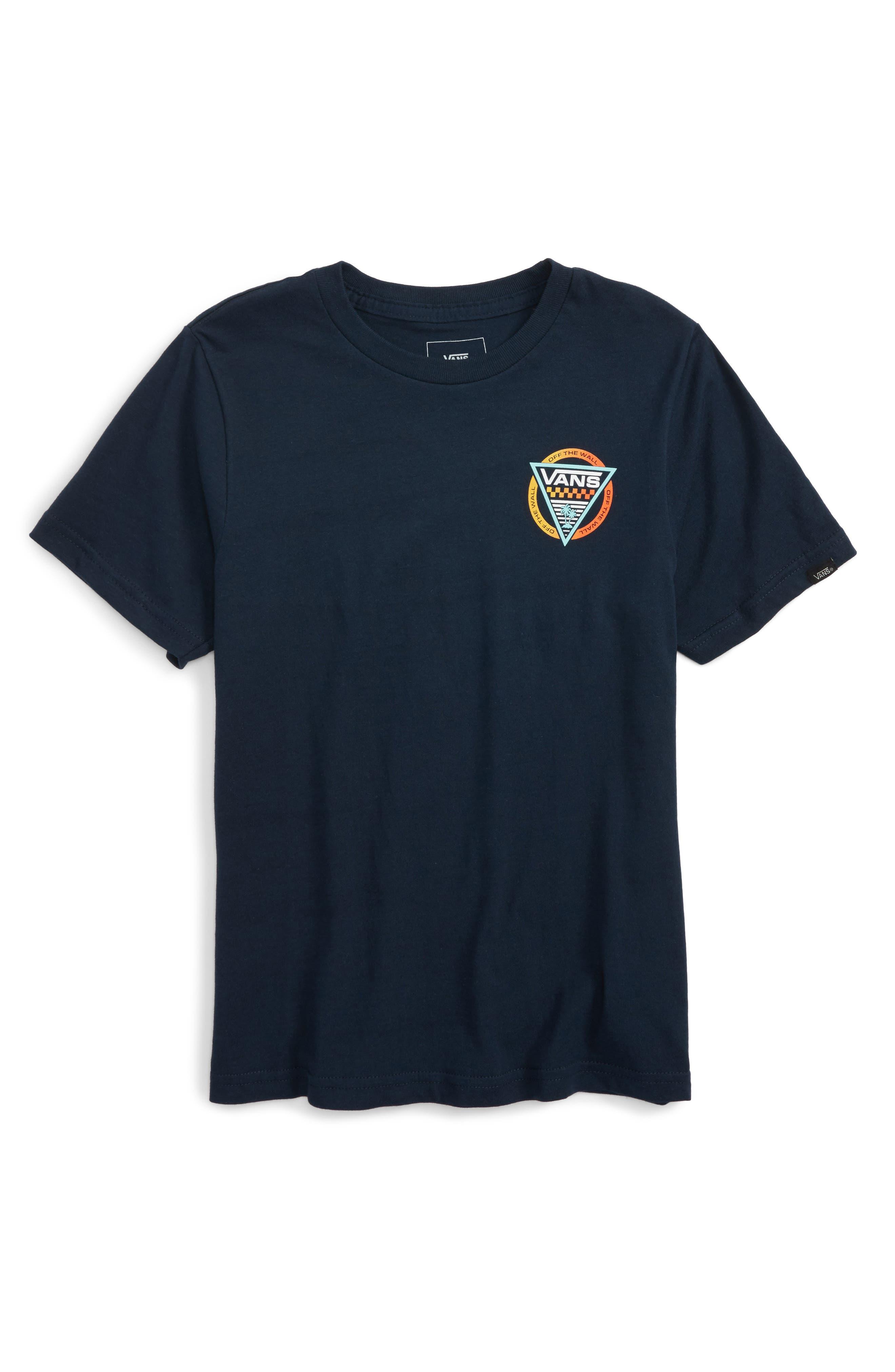Vans By New Old Skool Graphic T-Shirt (Big Boys)
