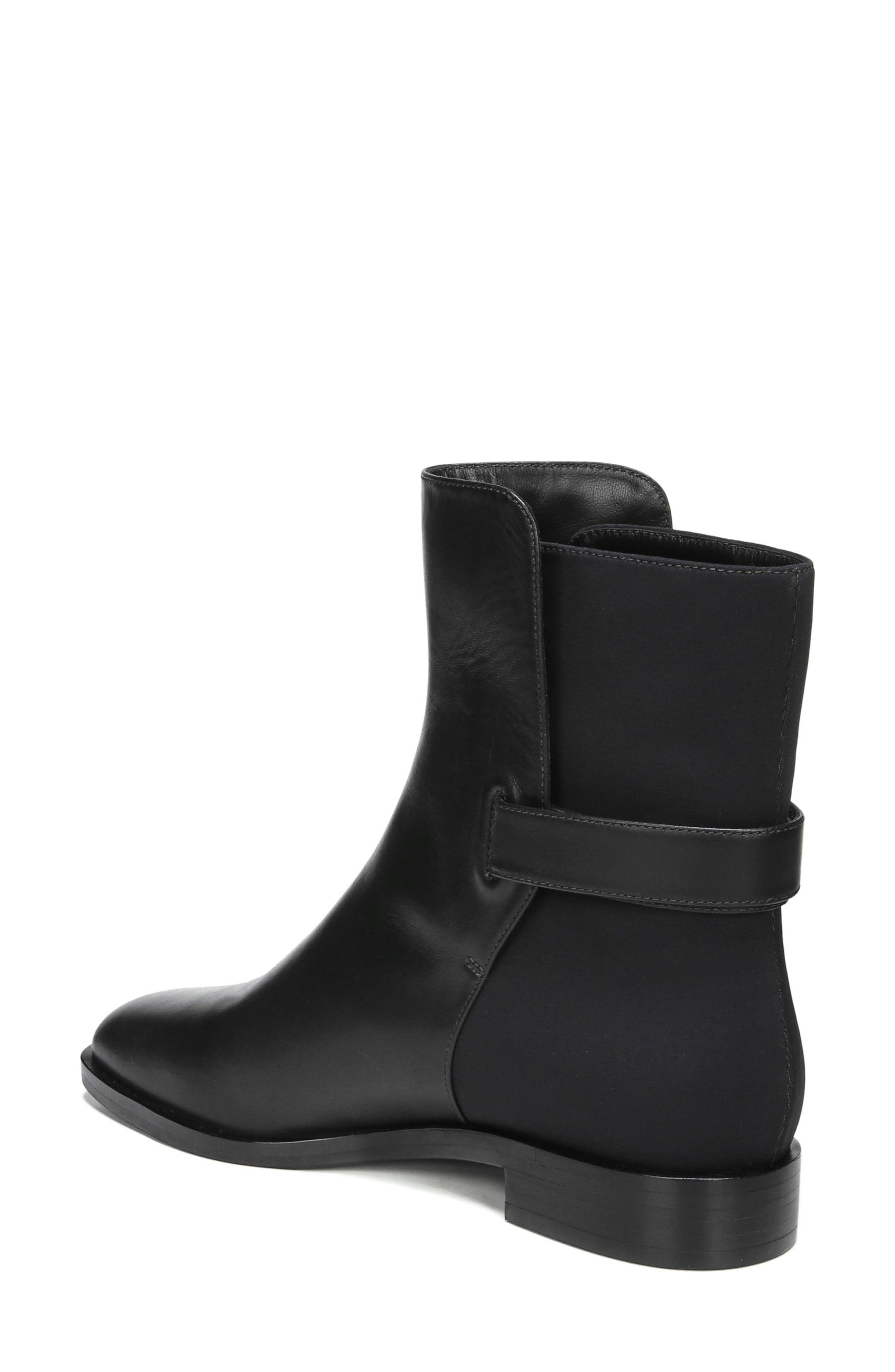Vaughan Boot,                             Alternate thumbnail 2, color,                             Black Leather