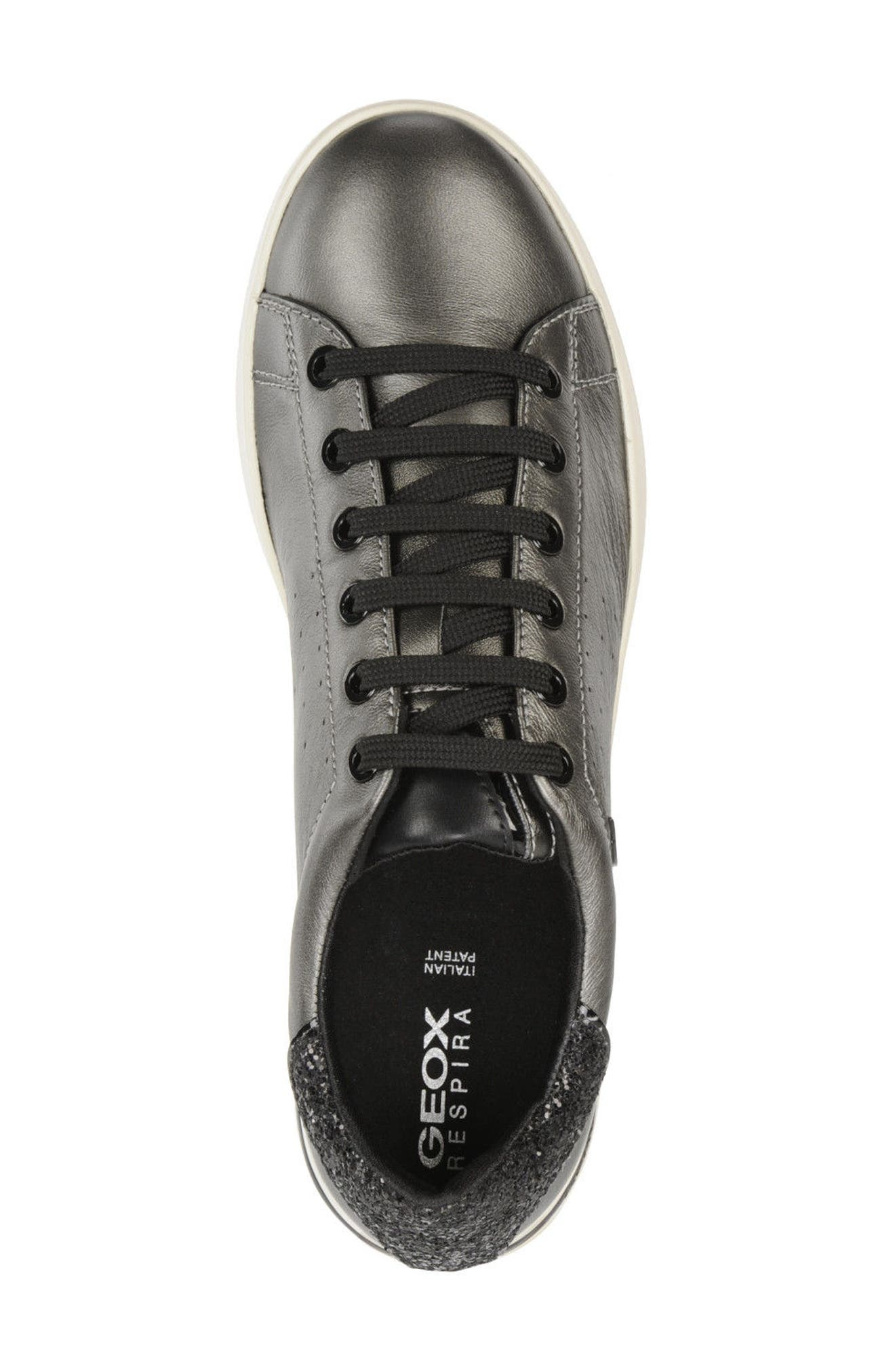 Alternate Image 5  - Geox 'Jaysen' Sneaker (Women)