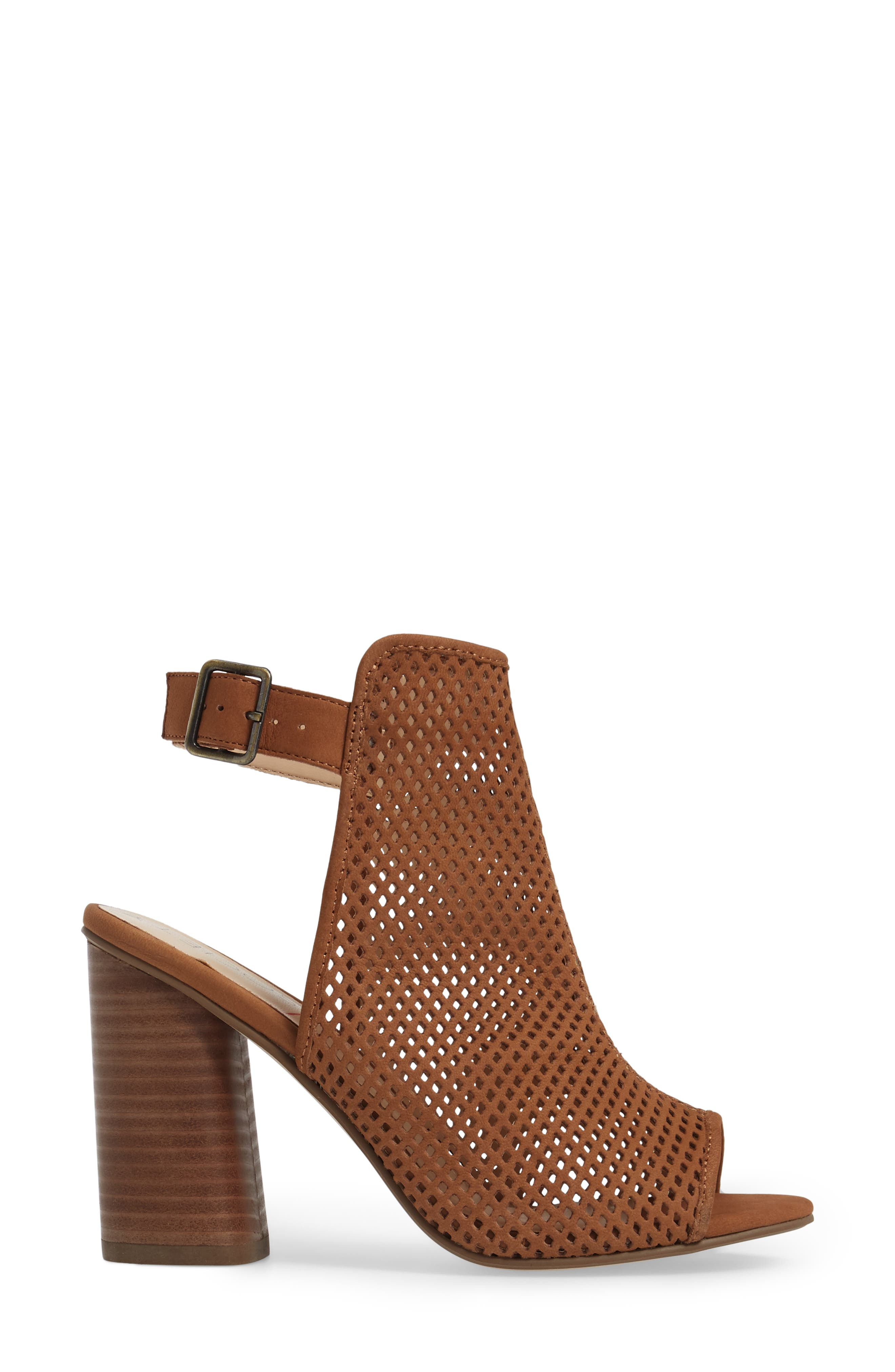 Alternate Image 3  - Sole Society Bombay Perforated Sandal (Women)