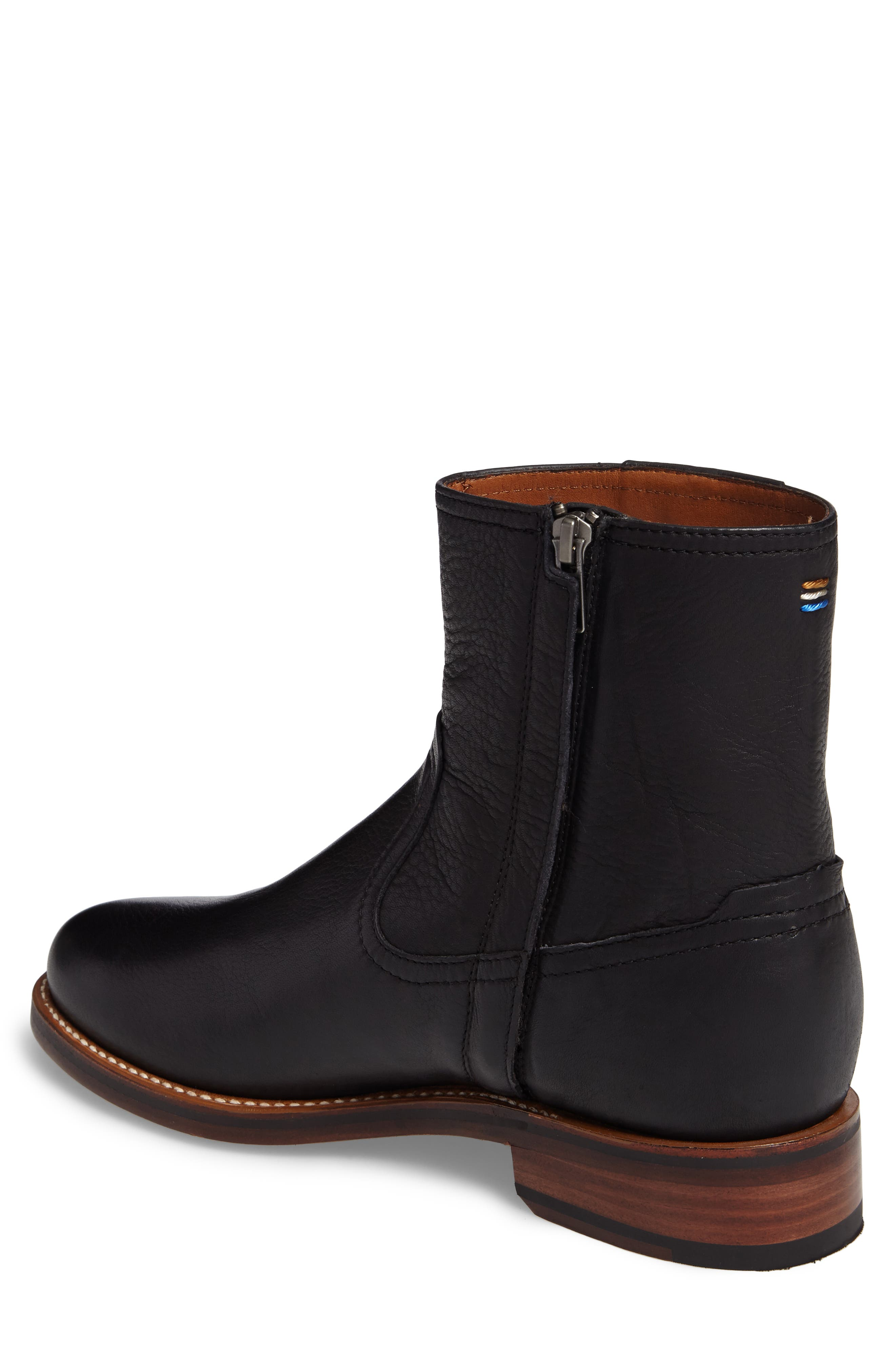 Alternate Image 2  - Ariat Santa Fe Mid Zip Boot (Men)