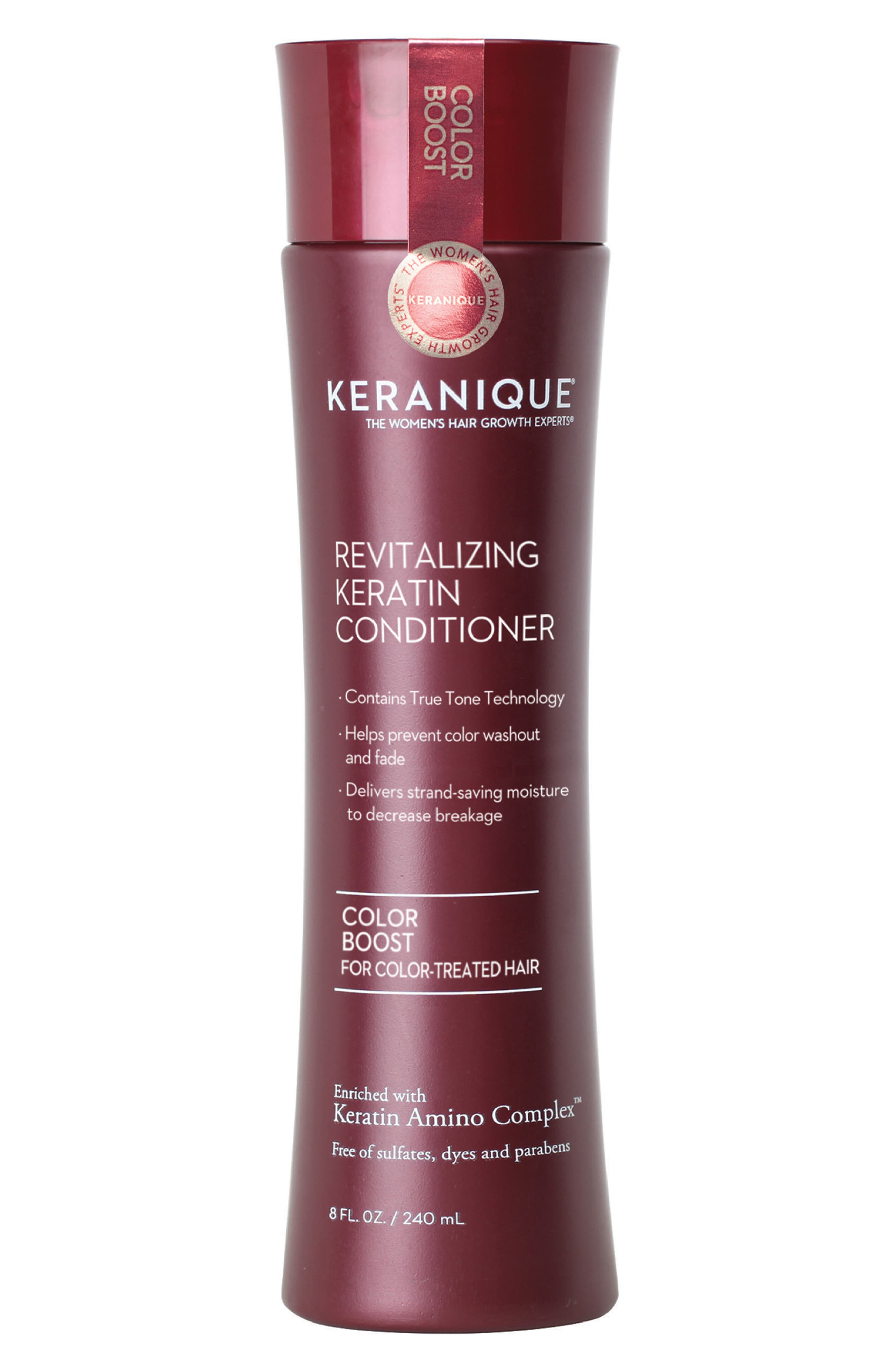 Keranique Color Boost Scalp Revitalizing Keratin Conditioner