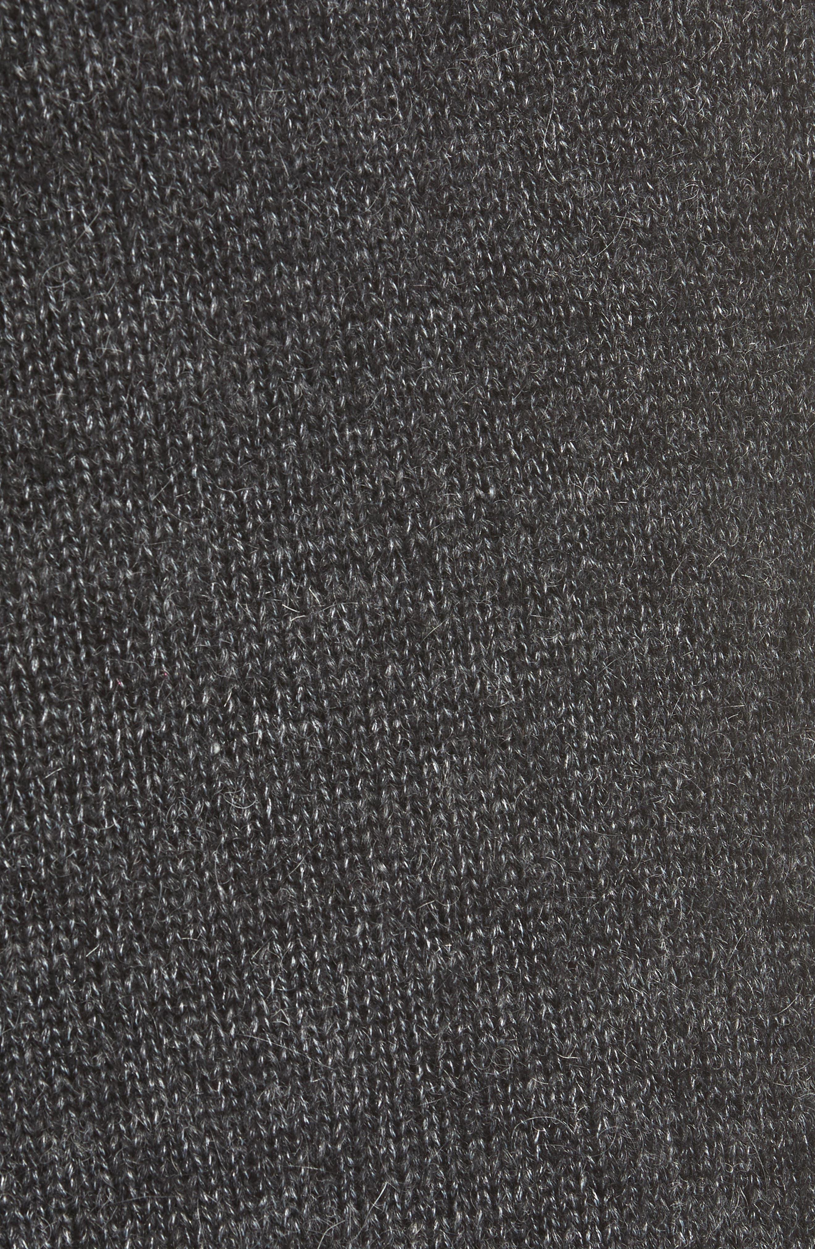 Alternate Image 6  - ASTR the Label Stacy Turtleneck Sweater