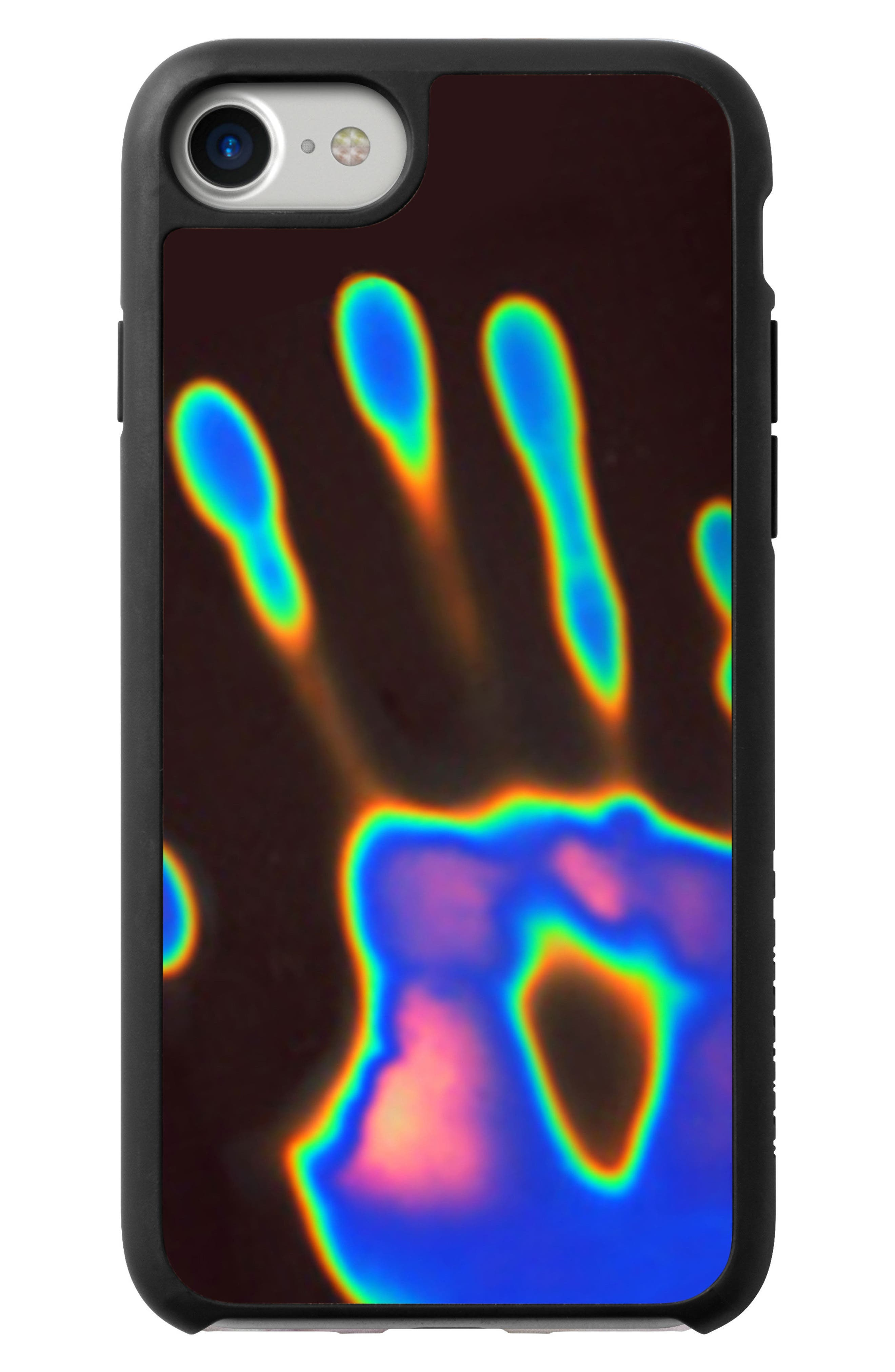 Alternate Image 1 Selected - Recover Mood Ring Thermochromic iPhone 6/6s/7/8 Case