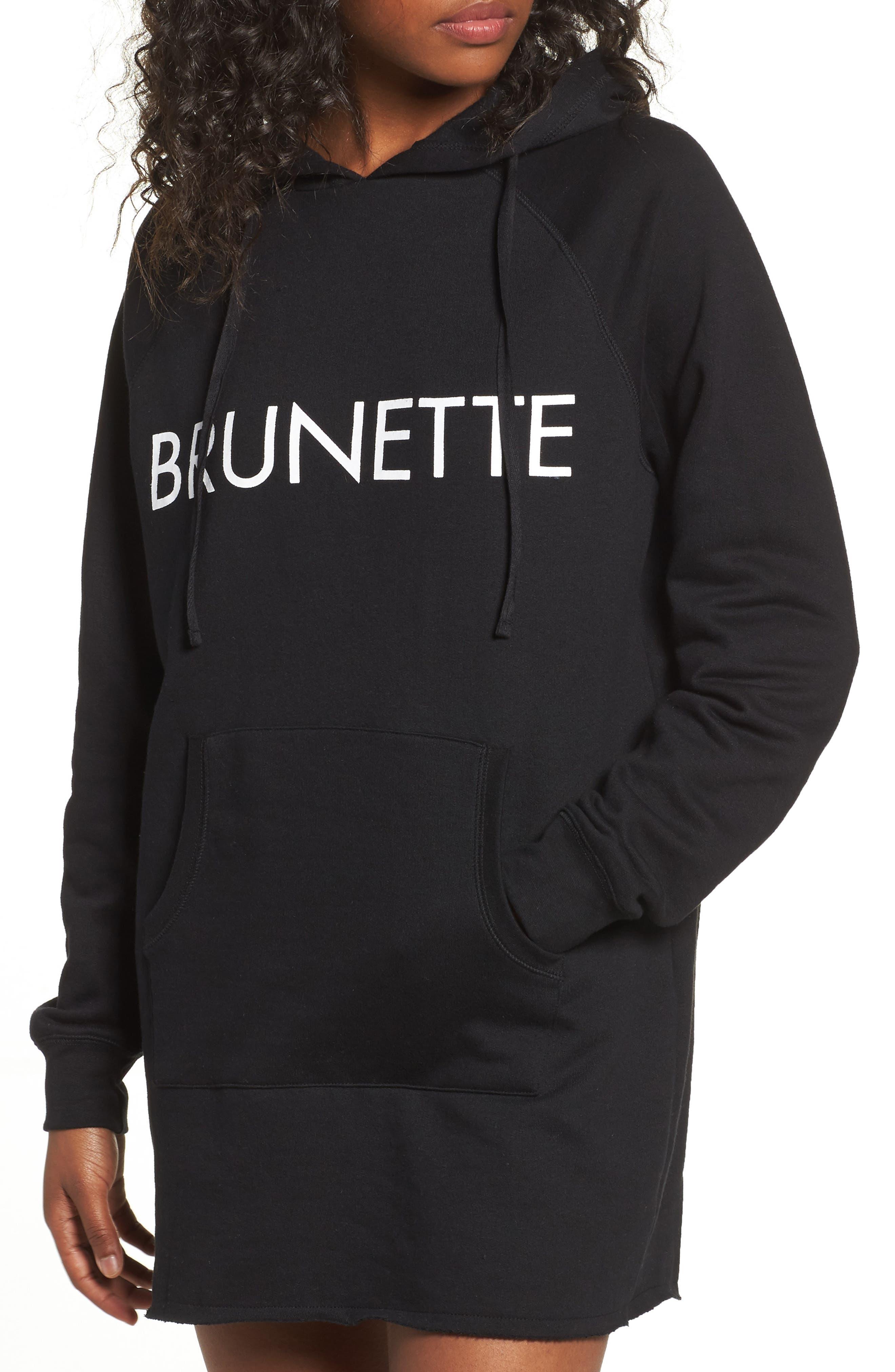 Alternate Image 4  - BRUNETTE the Label Brunette Long Hoodie