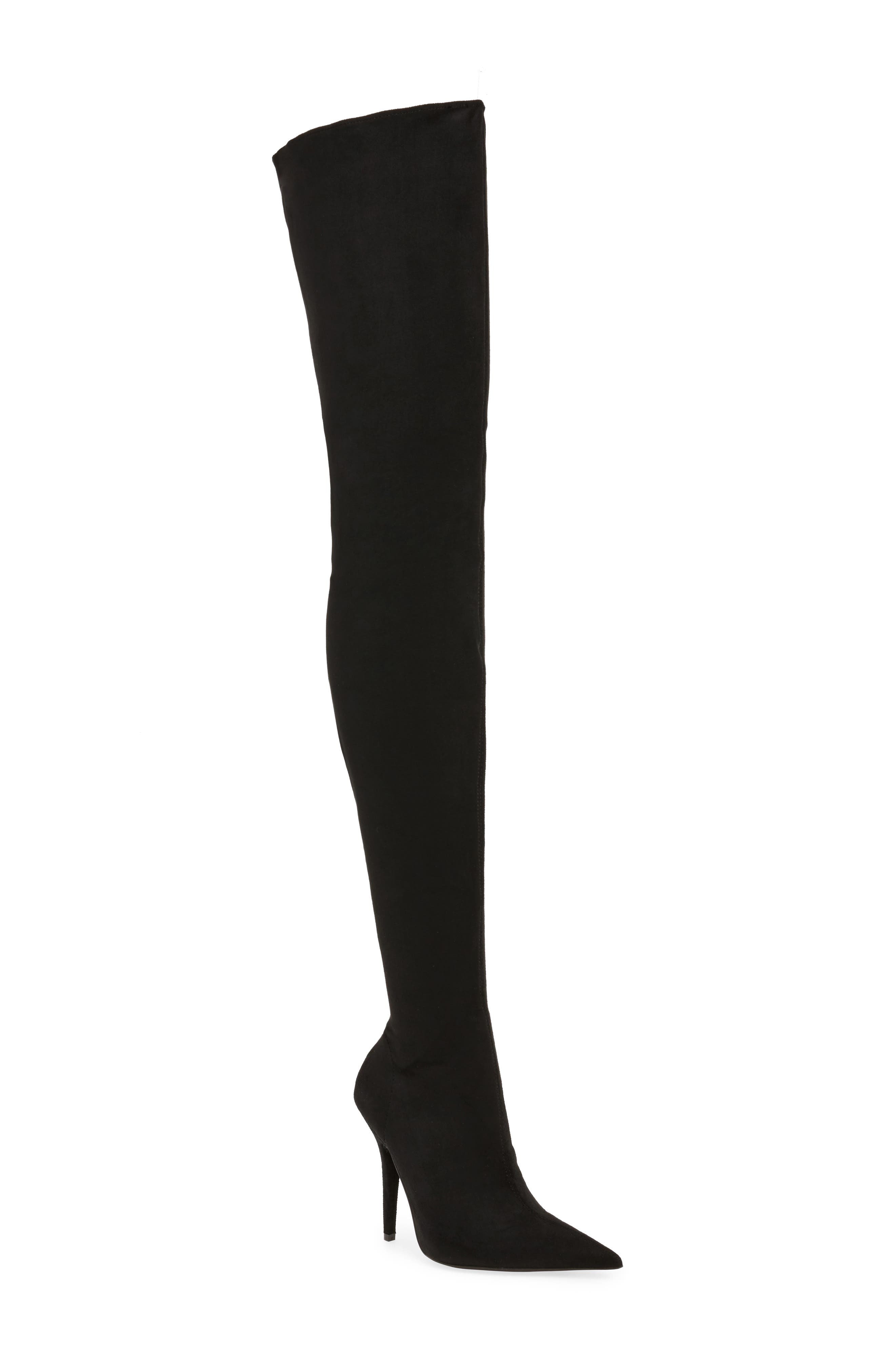 Jeffrey Campbell Gamora Thigh High Boot (Women)