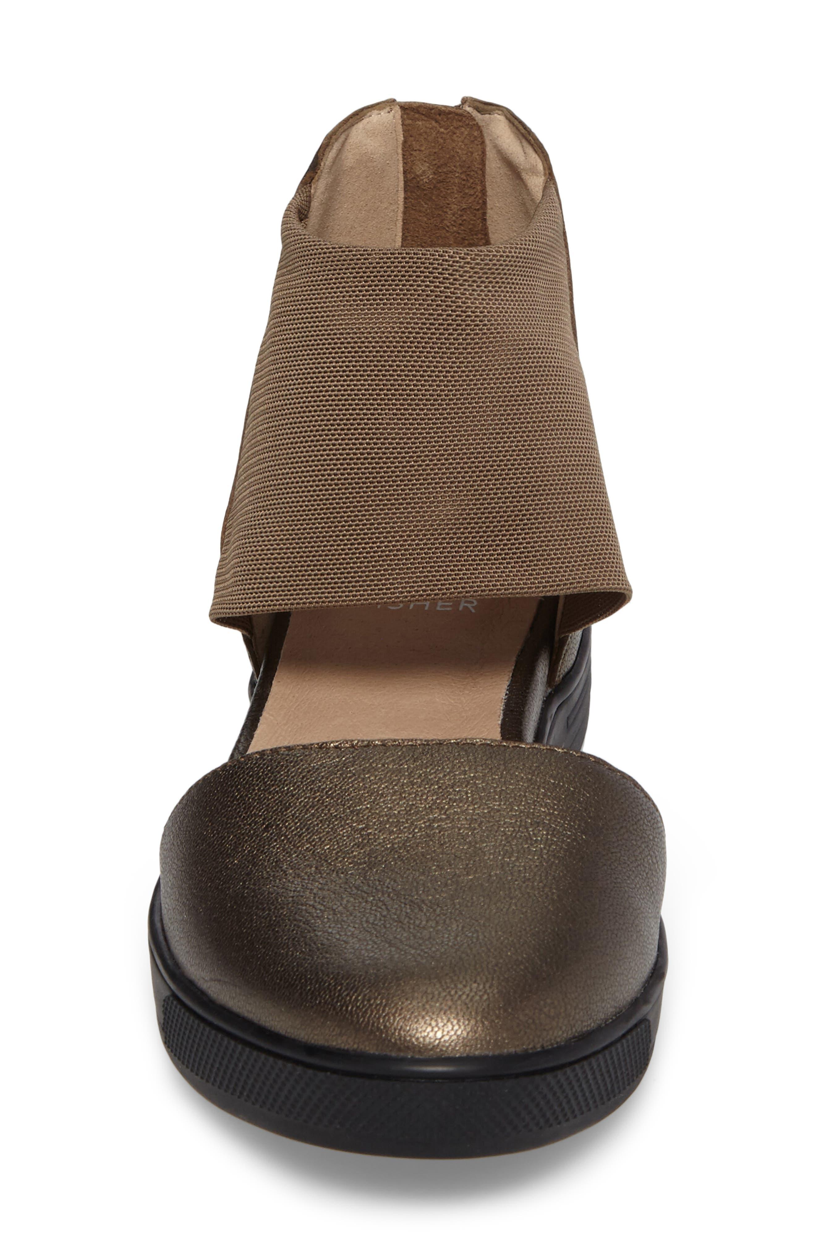 Alternate Image 4  - Eileen Fisher Powell Ankle Cuff Sandal(Women)