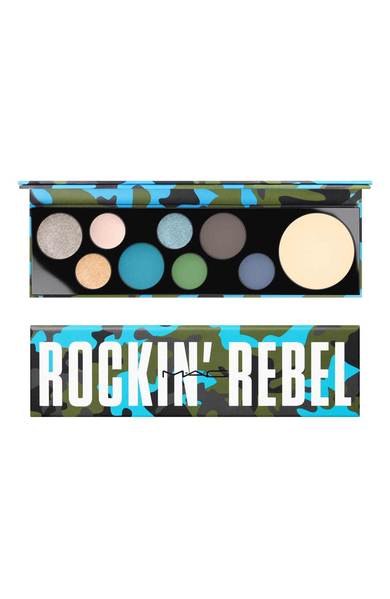 MAC Girls Rockin' Rebel Palette ($160 Value)