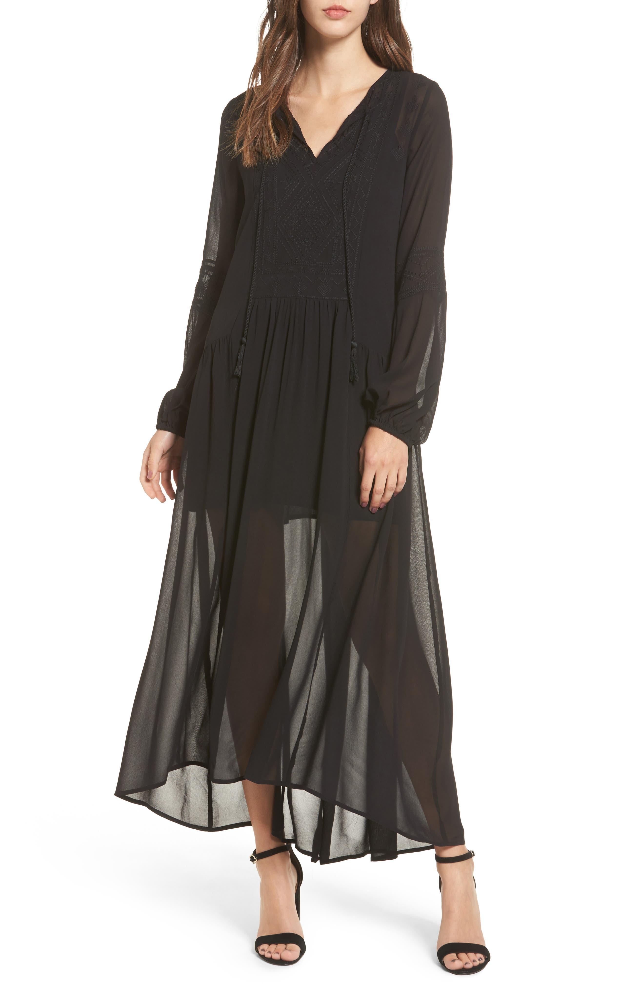 ASTR the Label Sarah Midi Dress