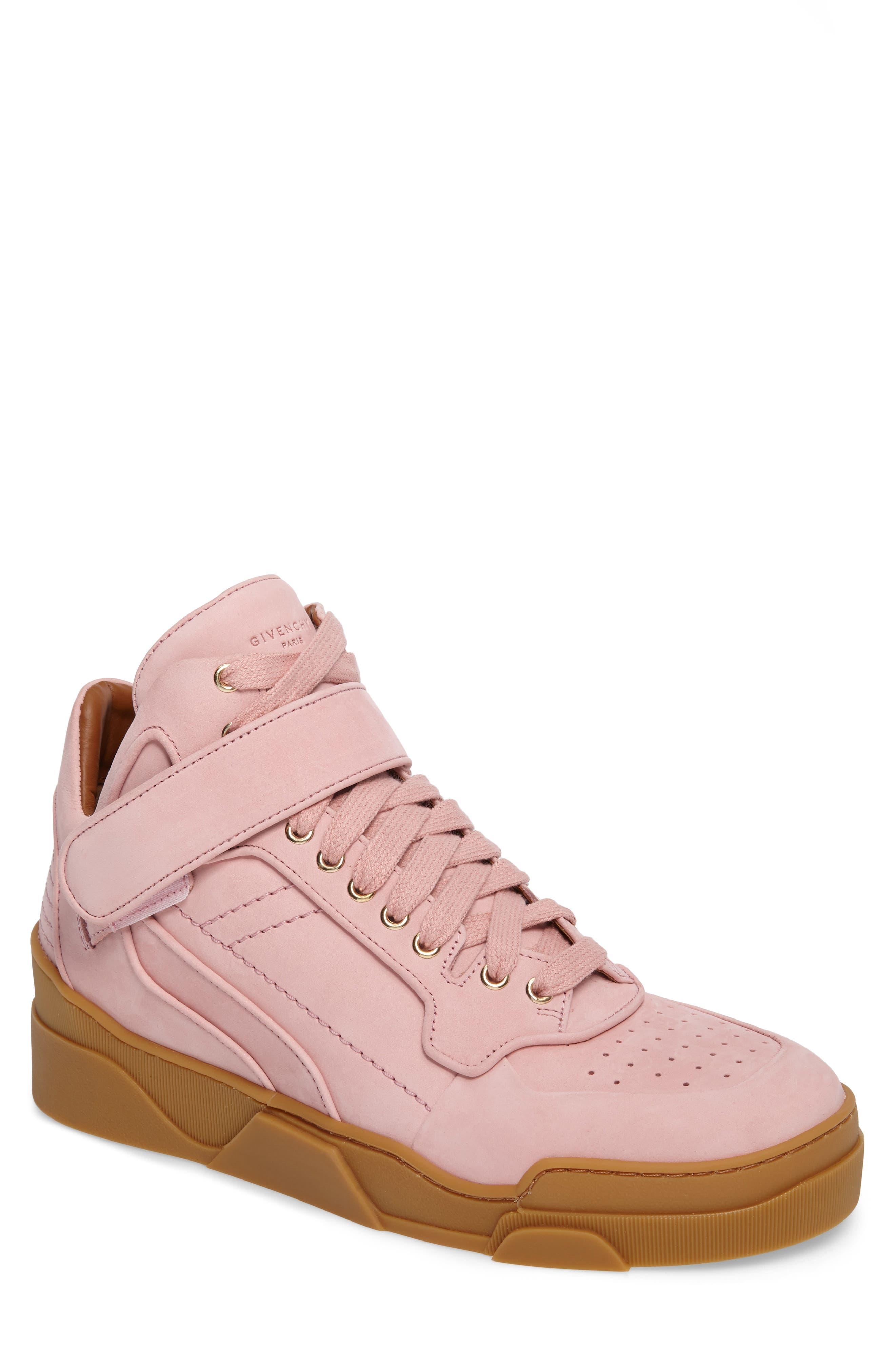 Givenchy High Top Strap Sneaker (Men)