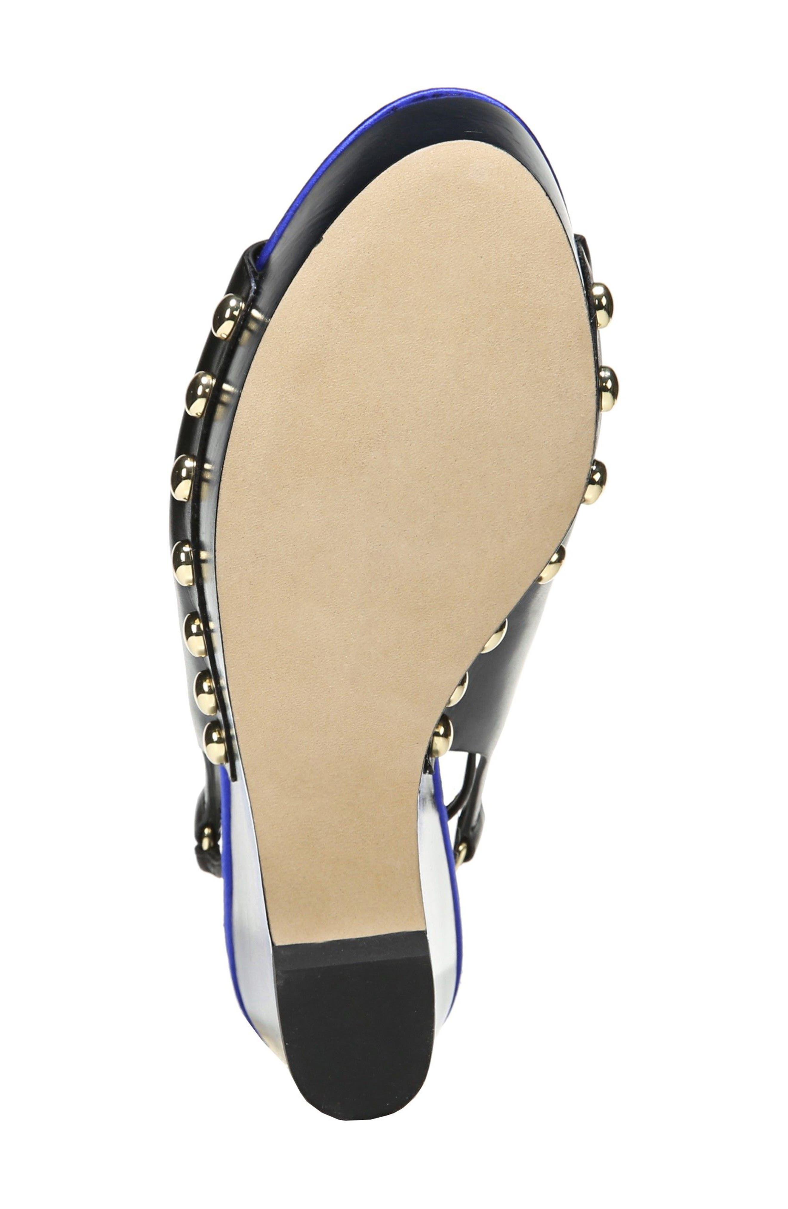 Alternate Image 6  - Diane Von Furstenberg Bali Wedge Sandal (Women)