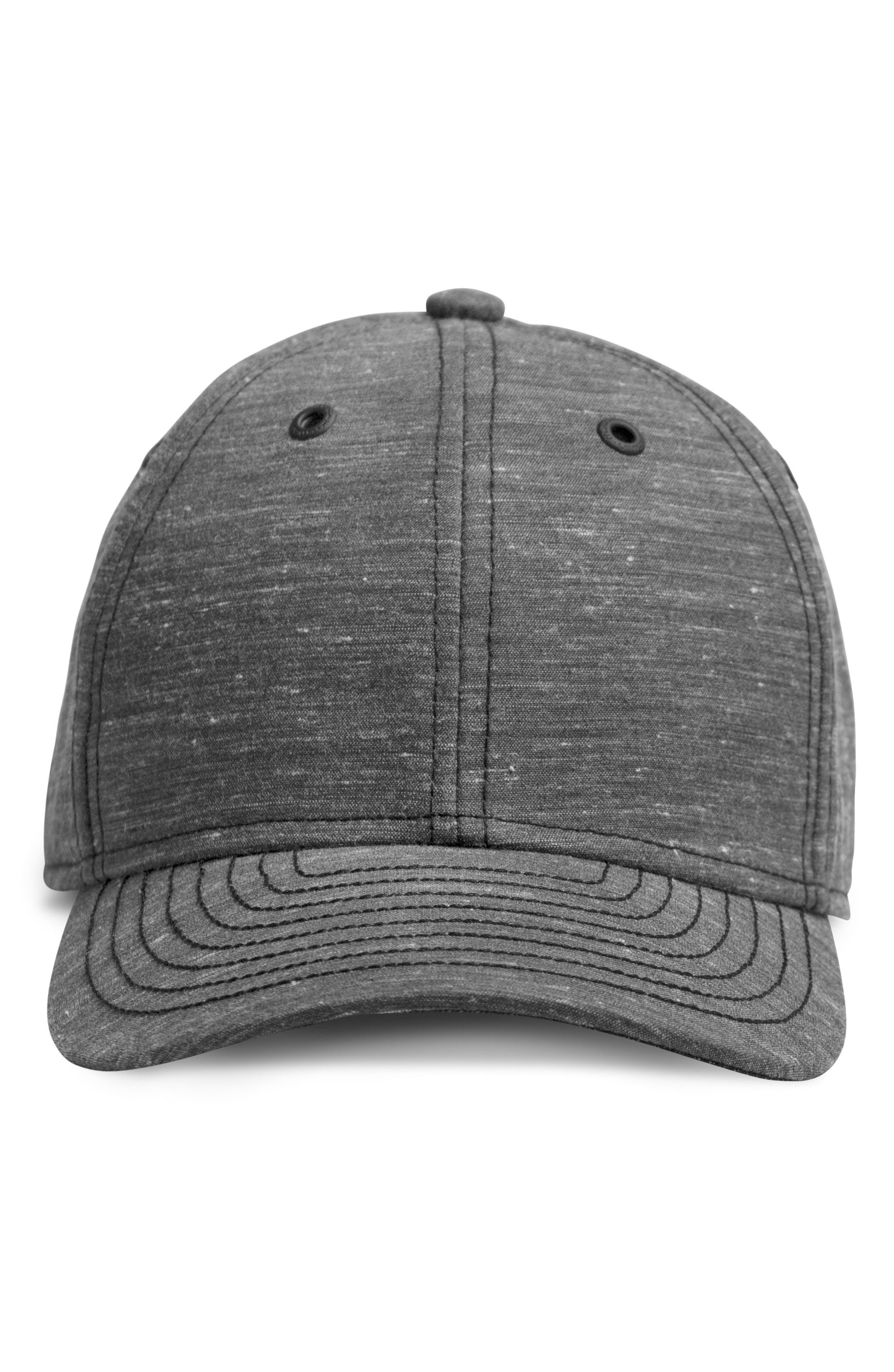 The Prep Cap,                             Alternate thumbnail 6, color,                             Black