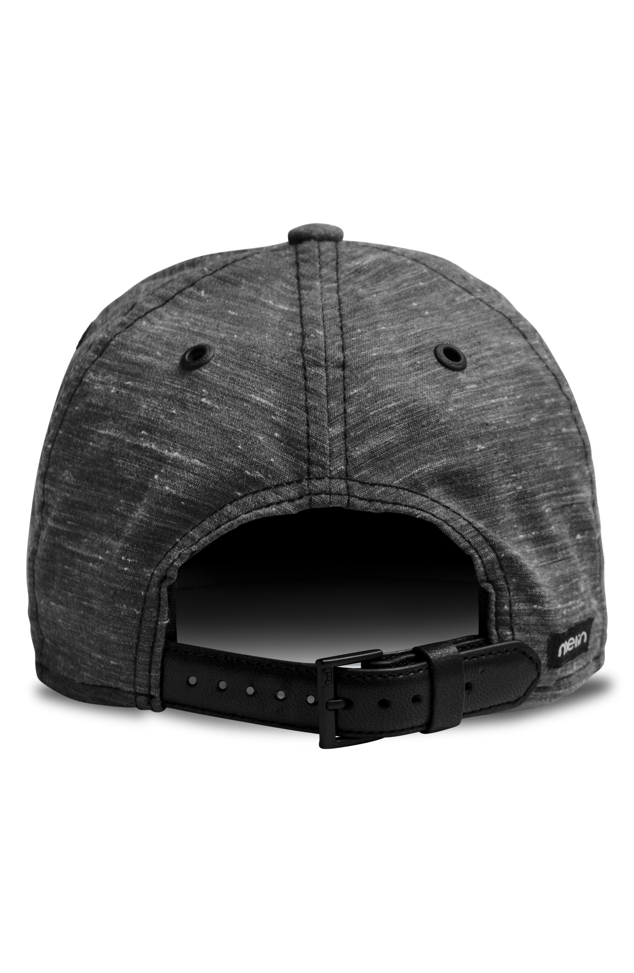 The Prep Cap,                             Alternate thumbnail 2, color,                             Black