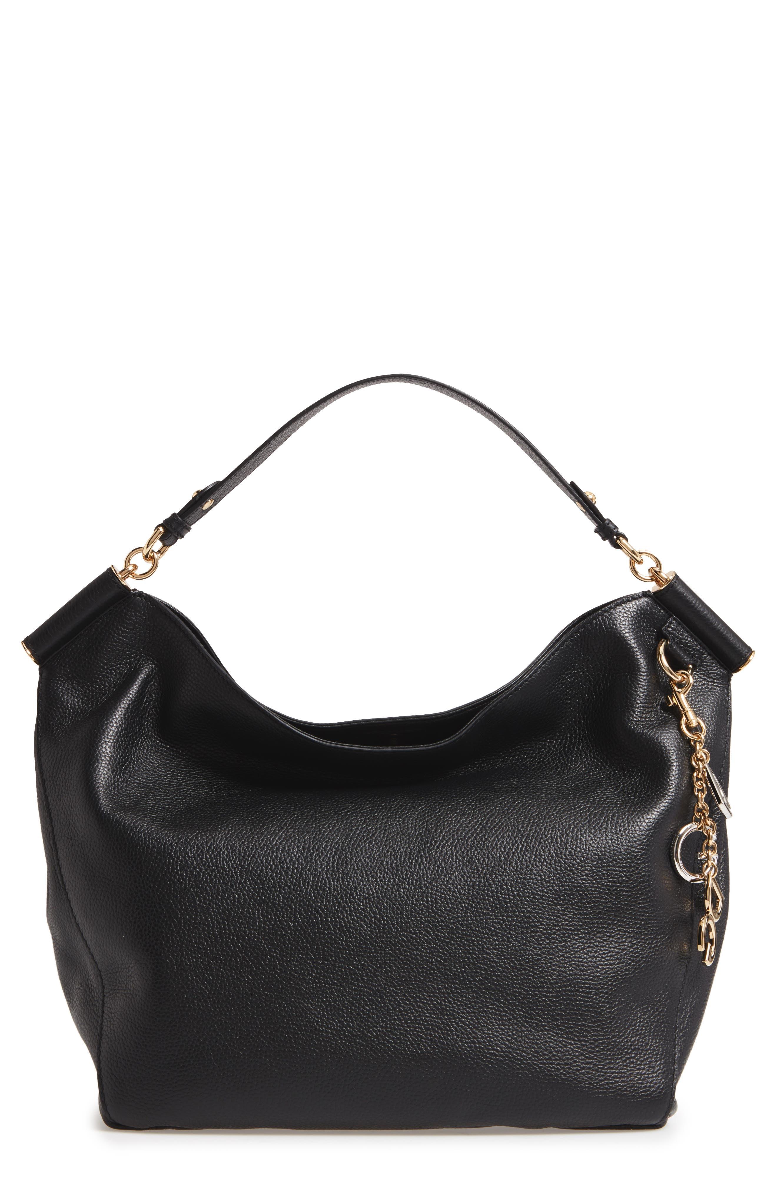 Dolce&Gabbana Miss Sicily Leather Hobo