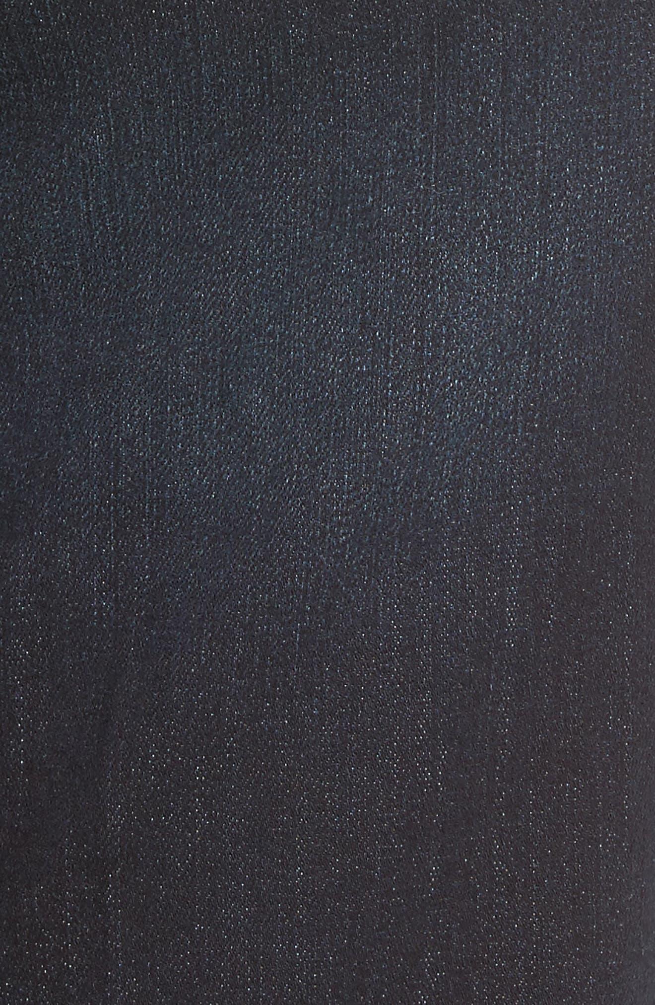 Alternate Image 5  - Wit & Wisdom Ab-solution Straight Leg Jeans (Regular & Petite) (Nordstrom Exclusive)