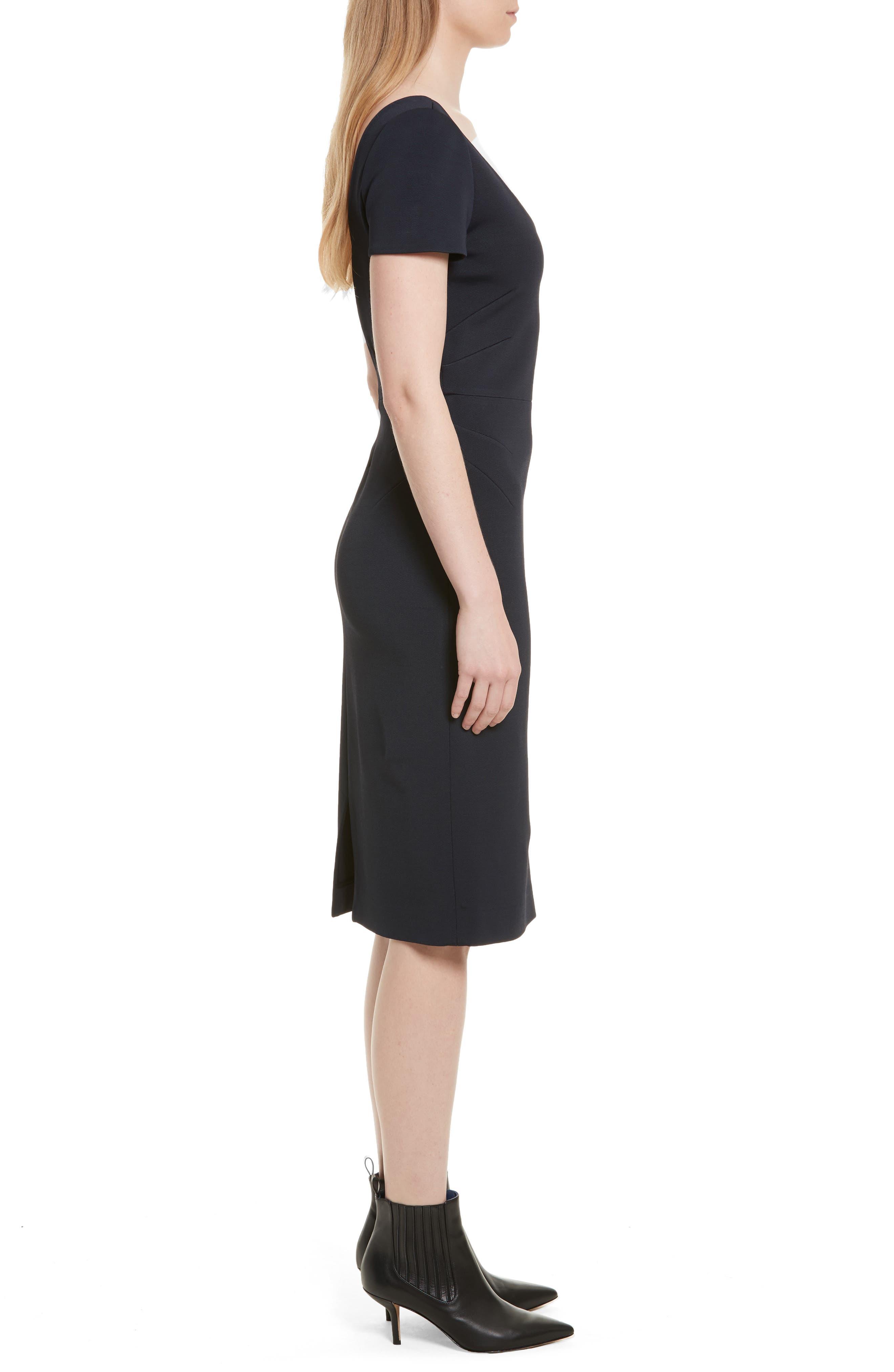 Alternate Image 3  - Diane von Furstenberg Body-Con Dress