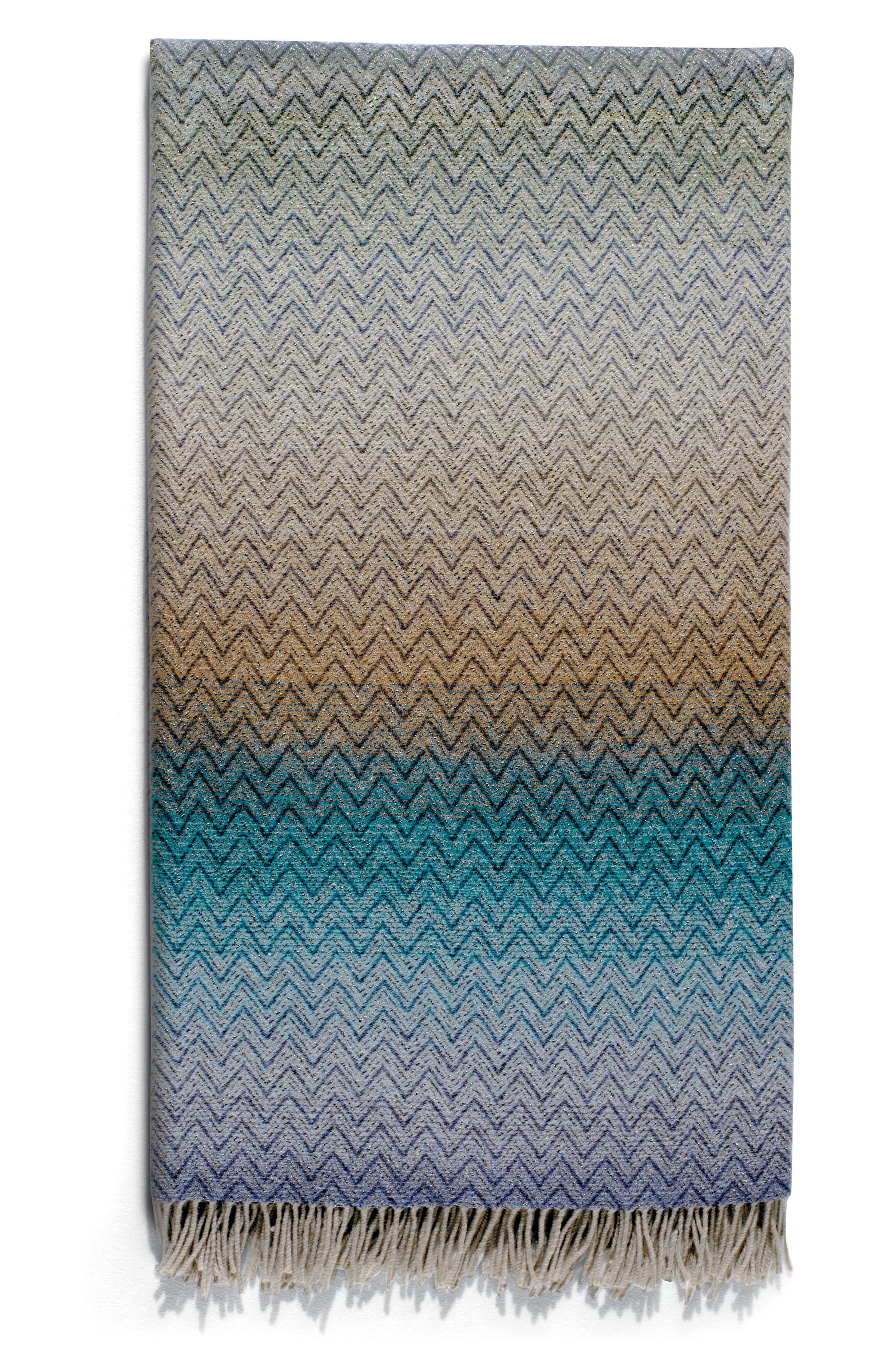 Alternate Image 1 Selected - Missoni Pascal Throw Blanket