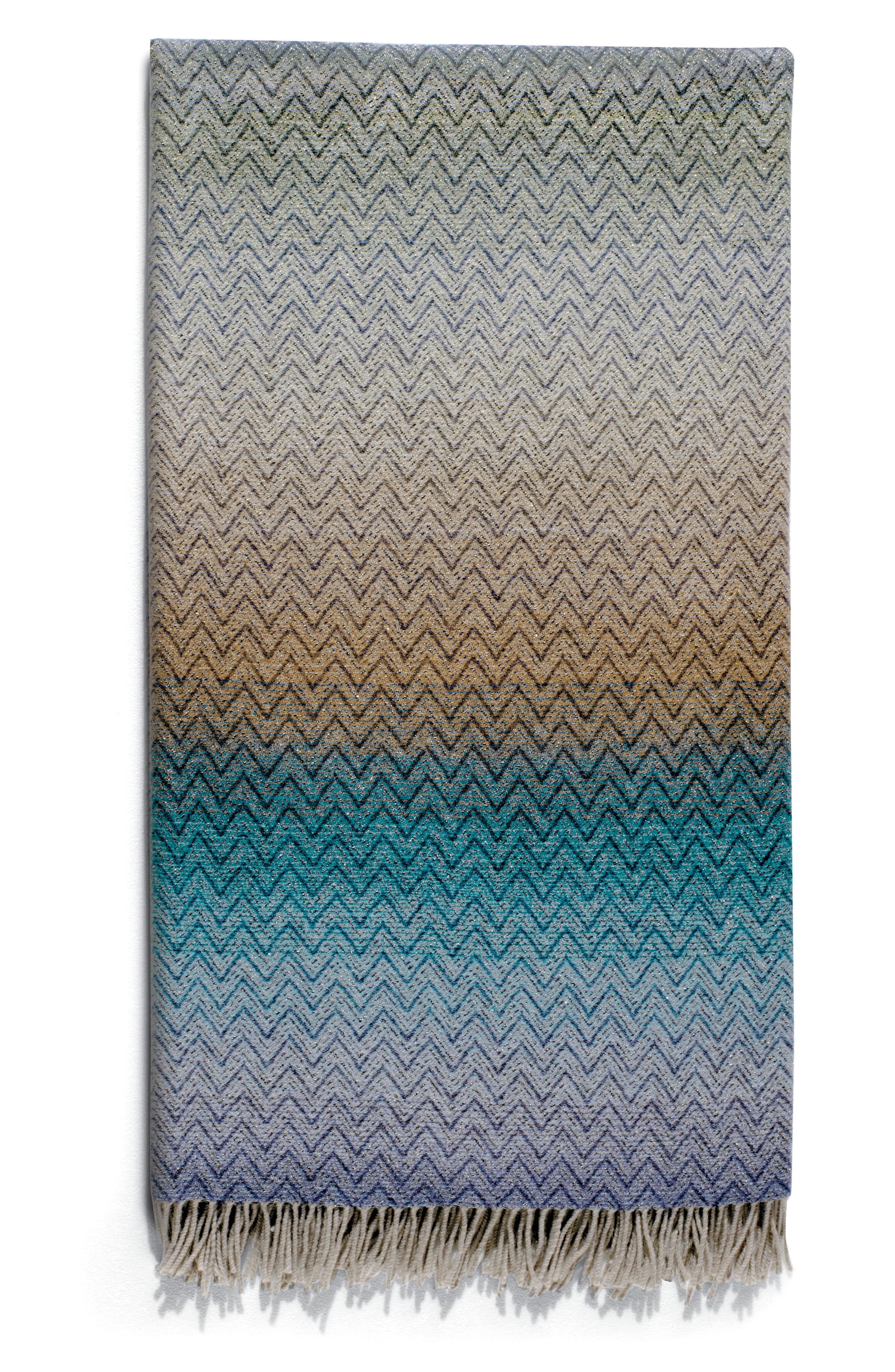 Pascal Throw Blanket,                         Main,                         color, Multi Blue