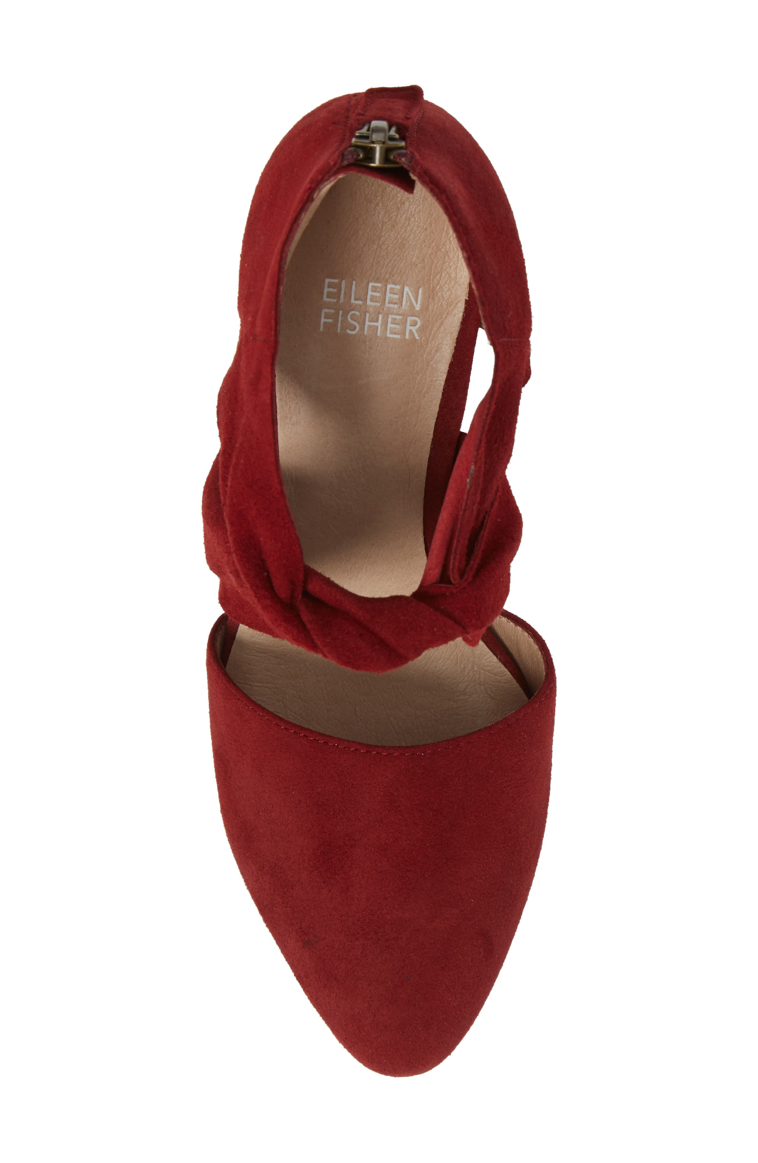 Alternate Image 5  - Eileen Fisher Mary d'Orsay Pump (Women)